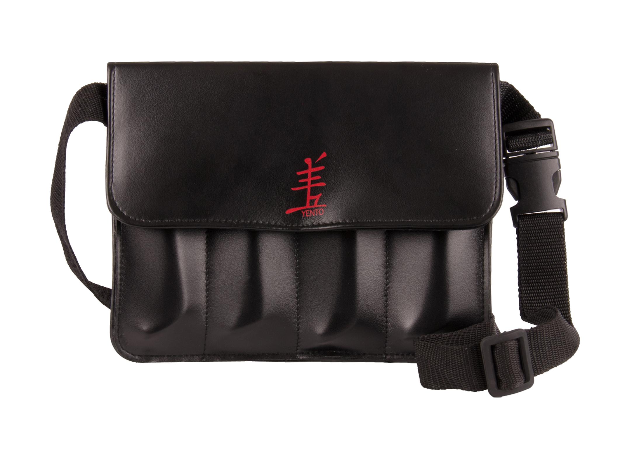 Yento Etui pour 4 Couteaux à Trimmer 23,5Bx17Hcm