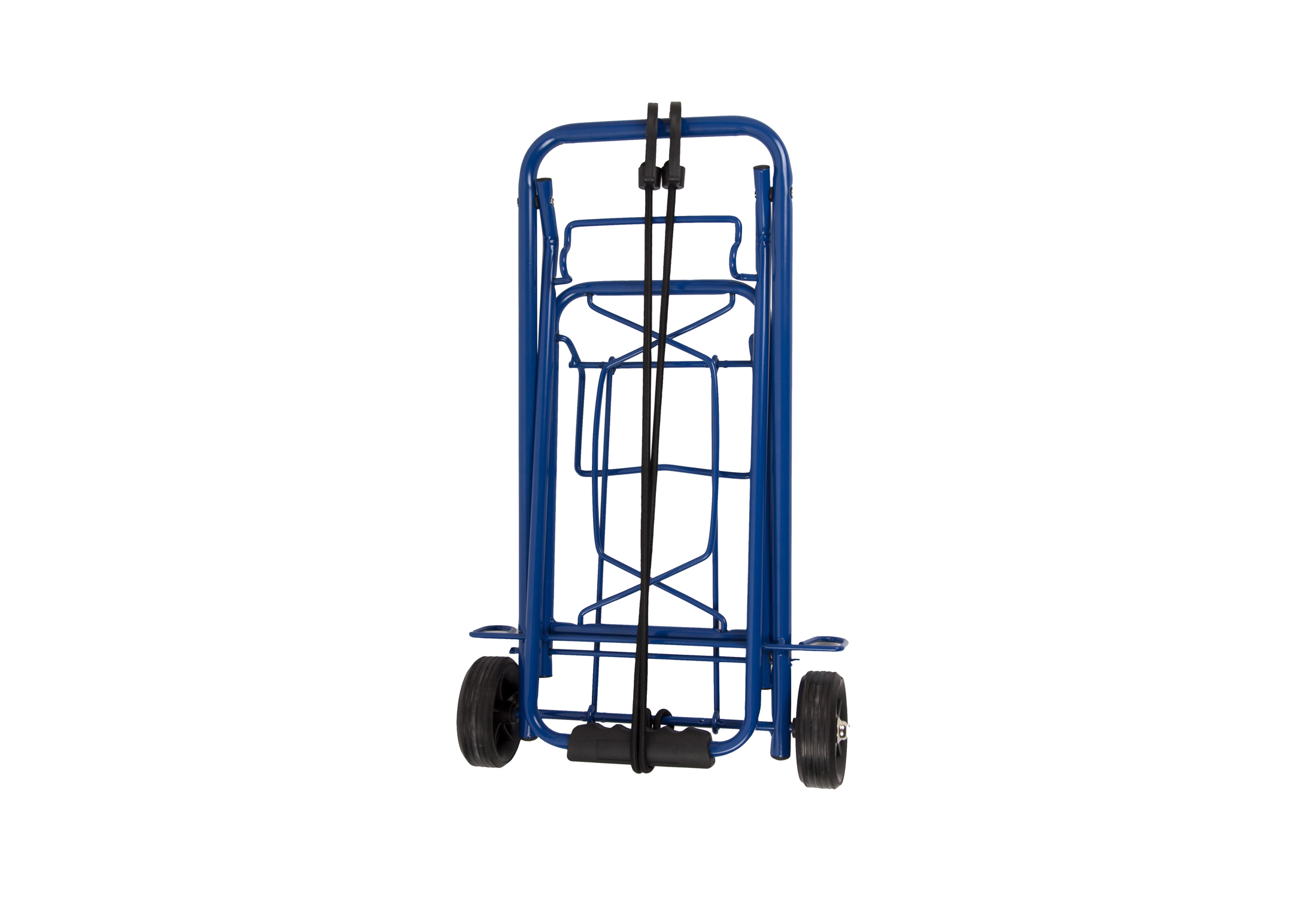 Show Tech Folding Parcel Trolley Blue 38x34,5x90cm