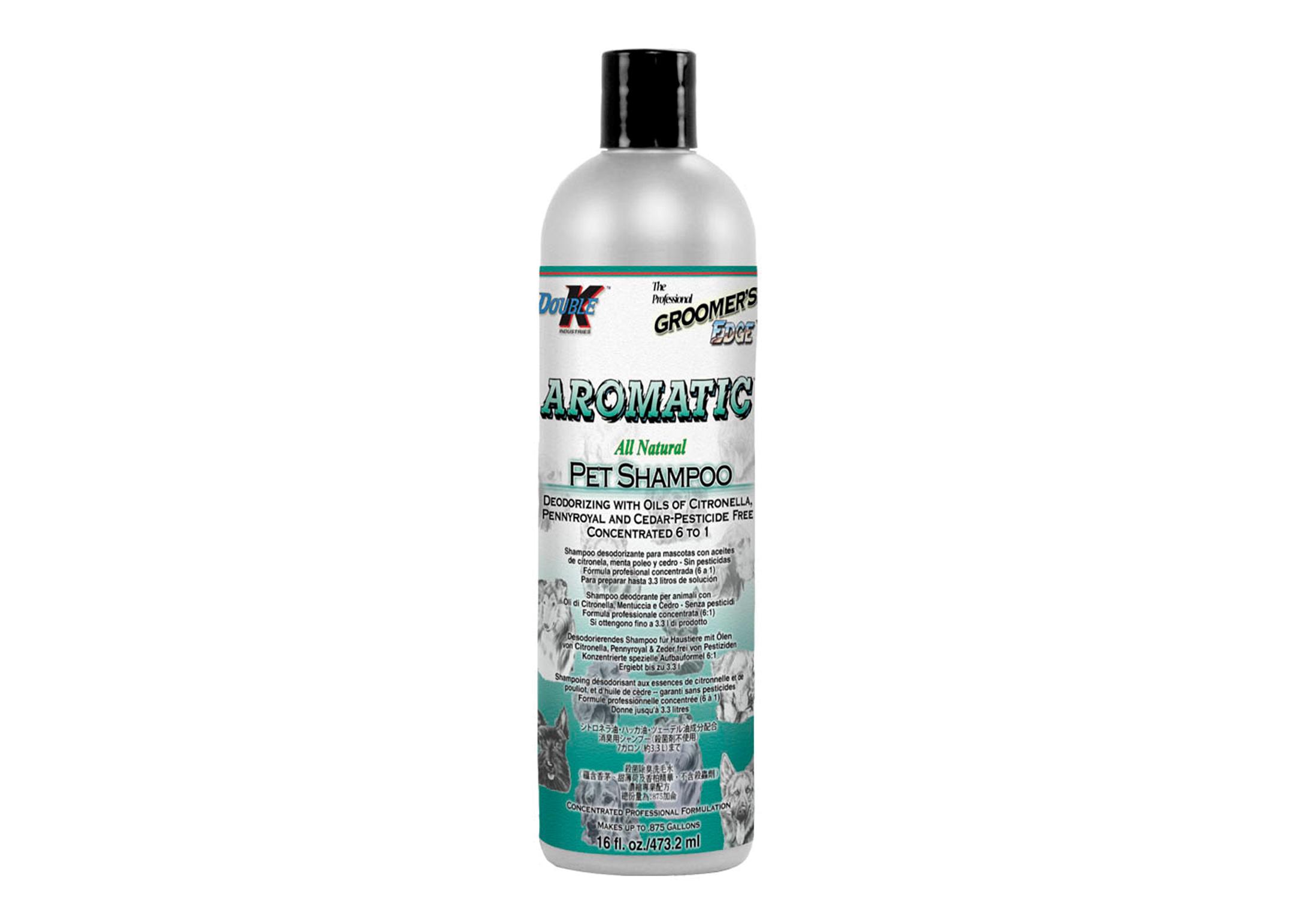 Double K Aromatic Shampoo Voor Honden, Katten En Paarden