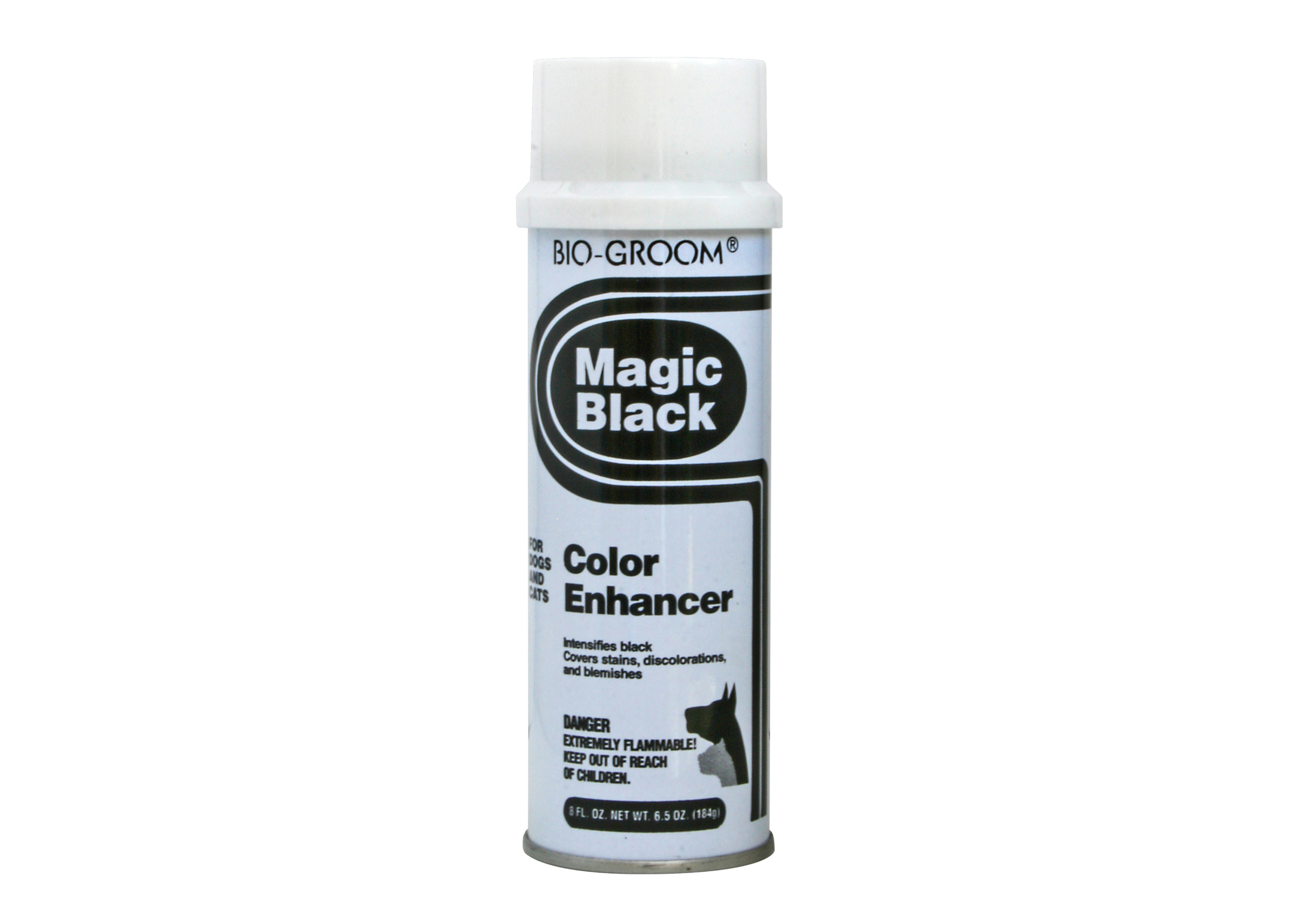 Bio Groom Magic Black 142 gr Spray Noir