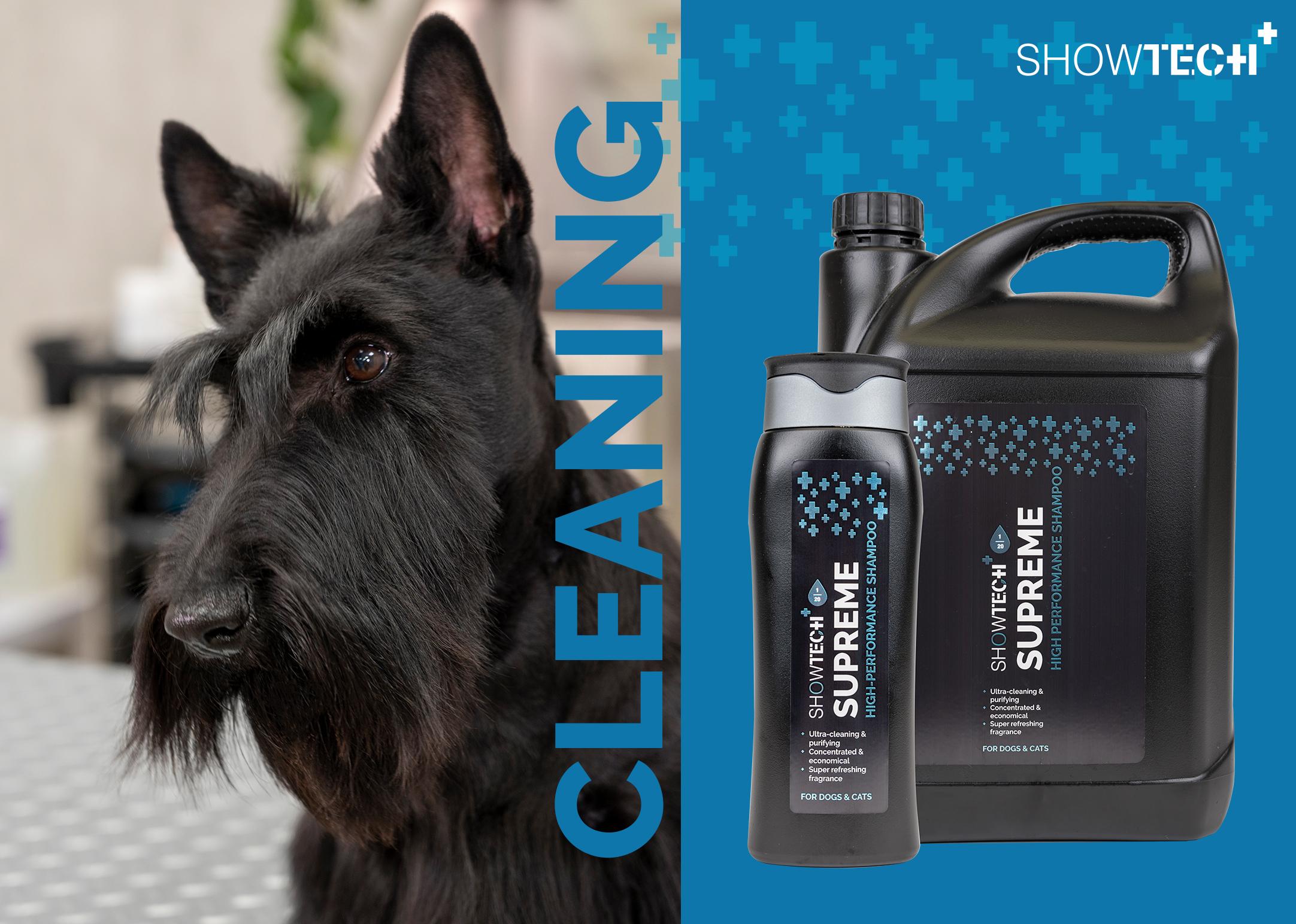 Show Tech+ Supreme Shampoo 300 ml