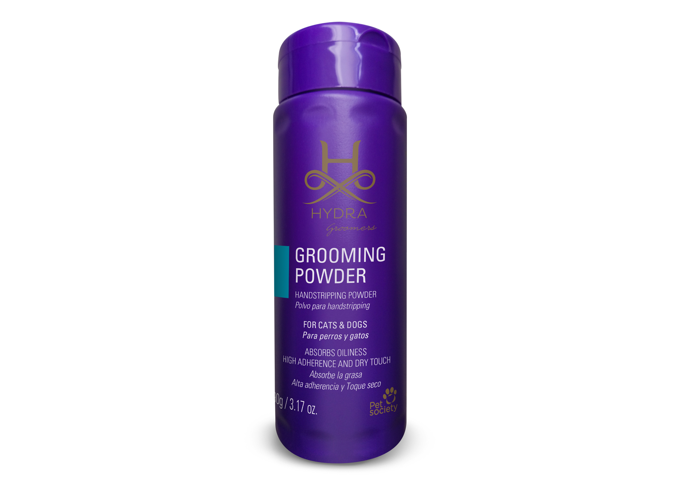 Hydra Groomers Grooming Powder 90g Poudre de Toilettage