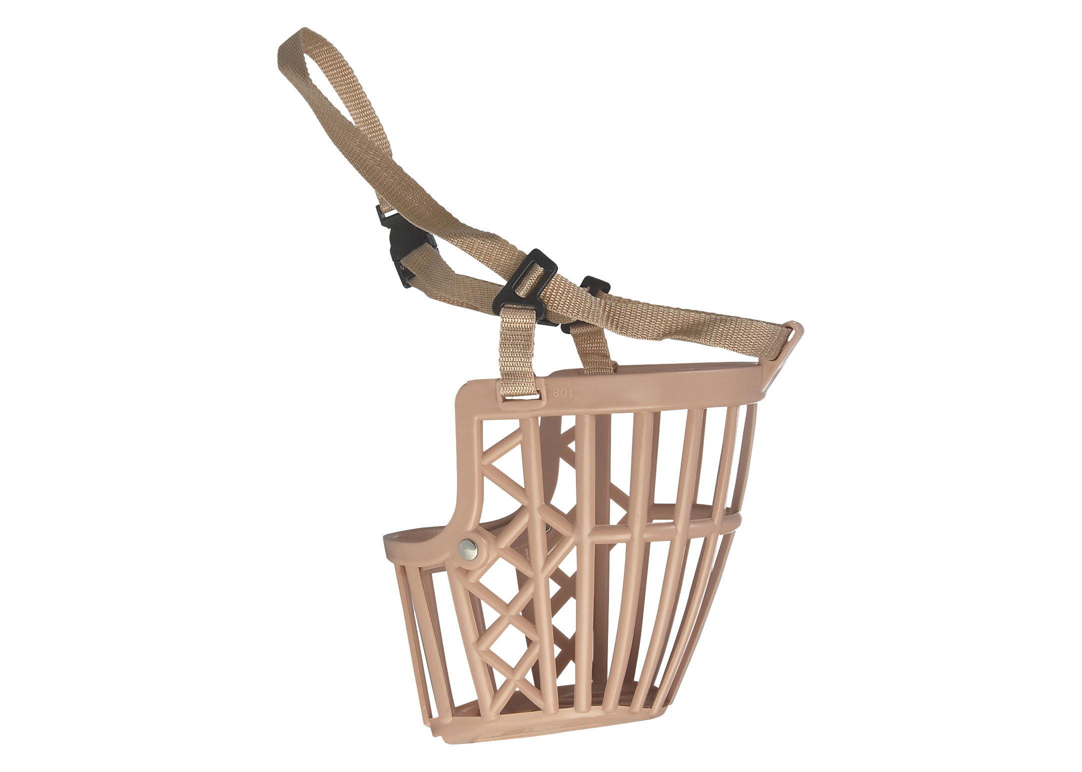 Show Tech Muzzle Basket - Muzzle For Dogs