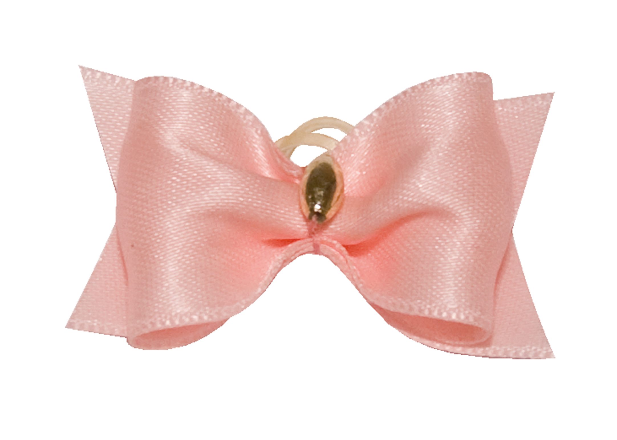 Show Tech Bows Handmade with Pearl Large Pink Bows