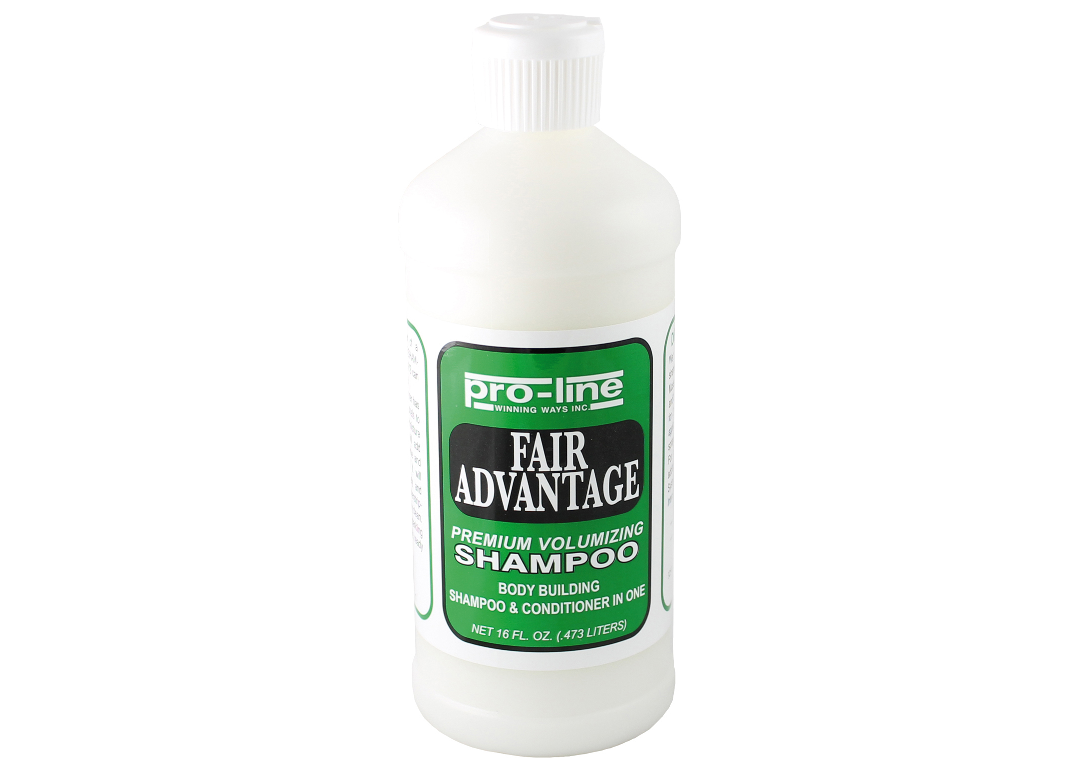 Pro Line Fair Advantage Shampoo For Dogs, Cats And Horses