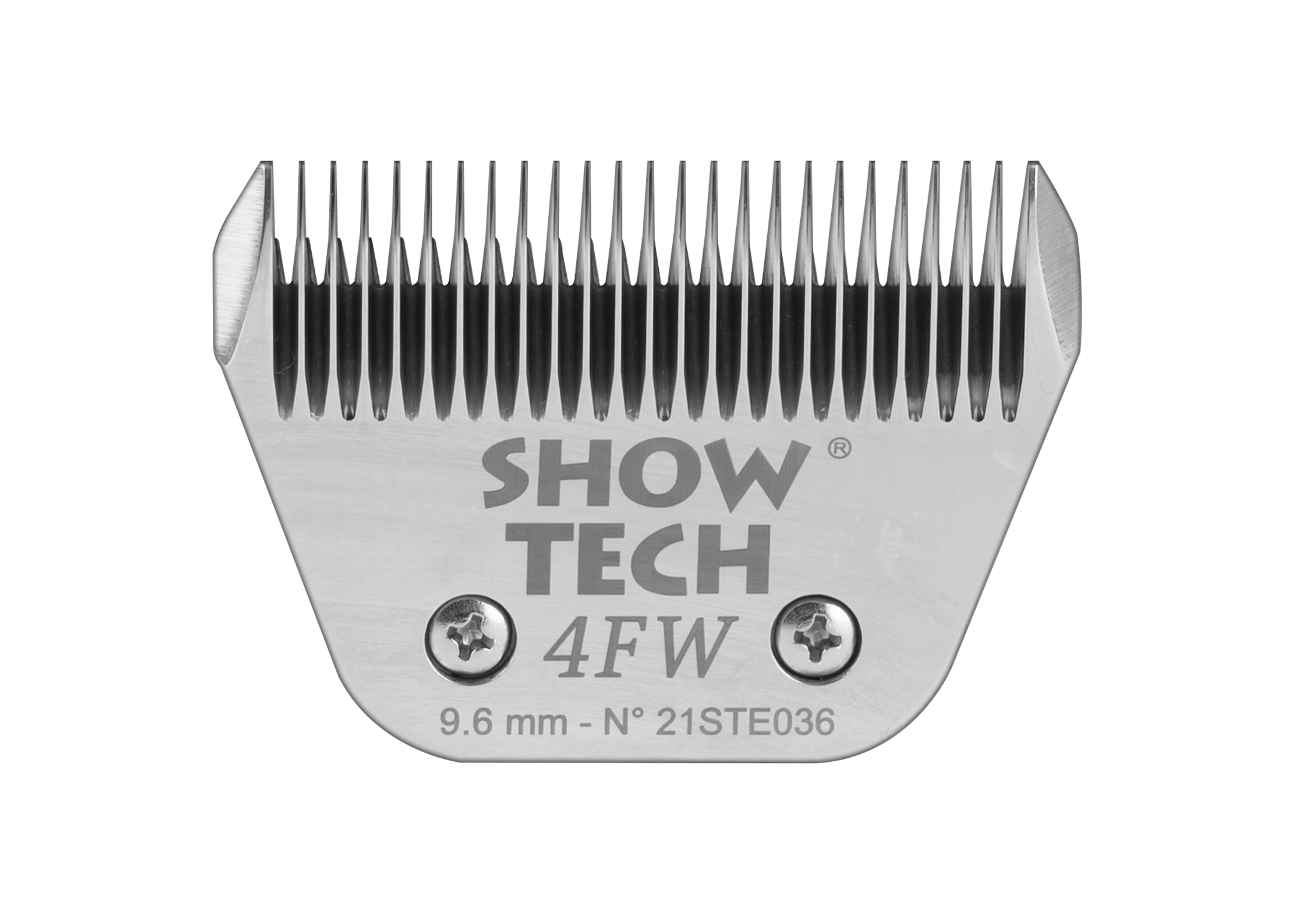 Show Tech Pro Blades snap-on Clipper Blade #4FW - 9,6mm