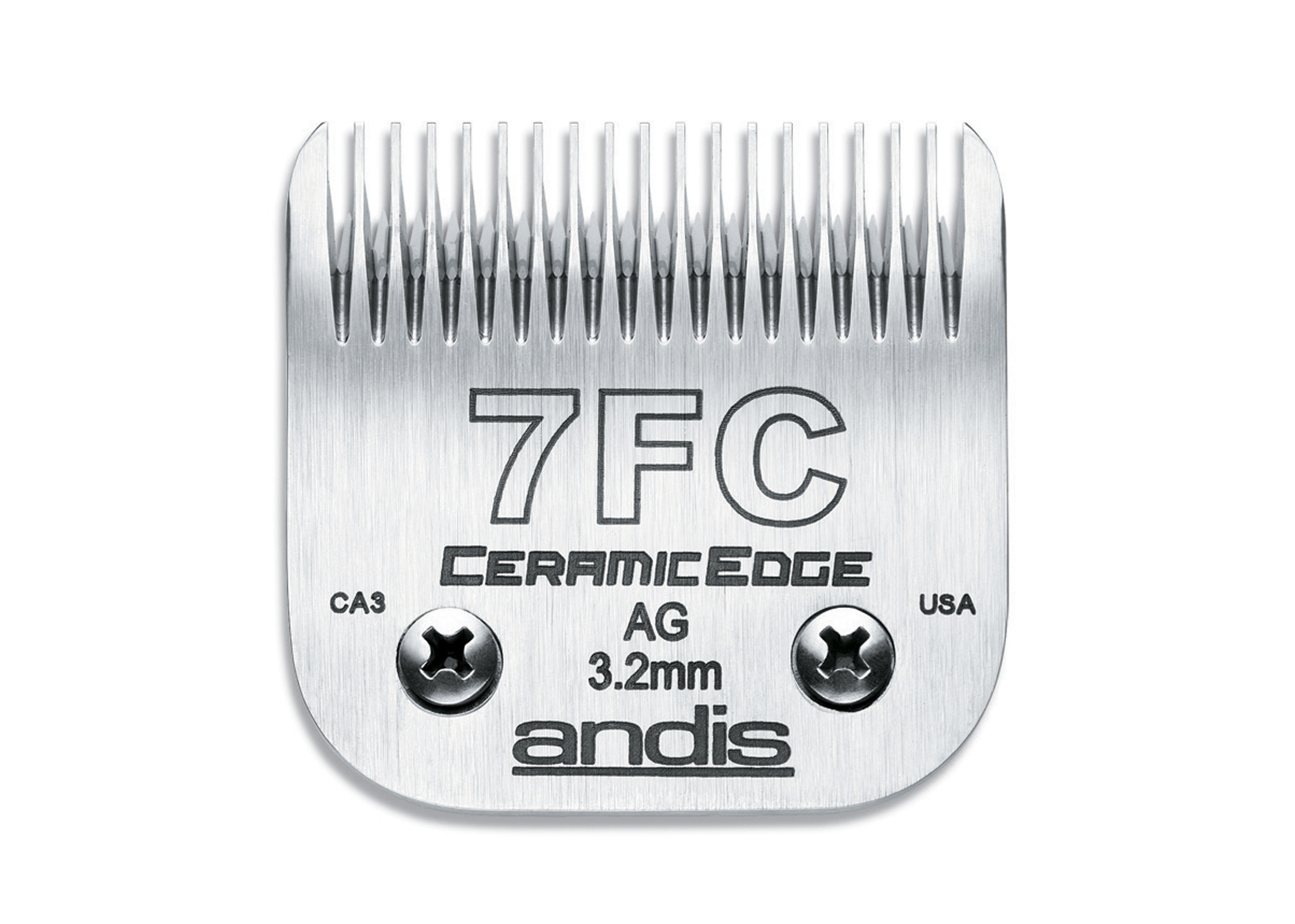 Andis Ceramic Blade #7FC - 3,2 mm