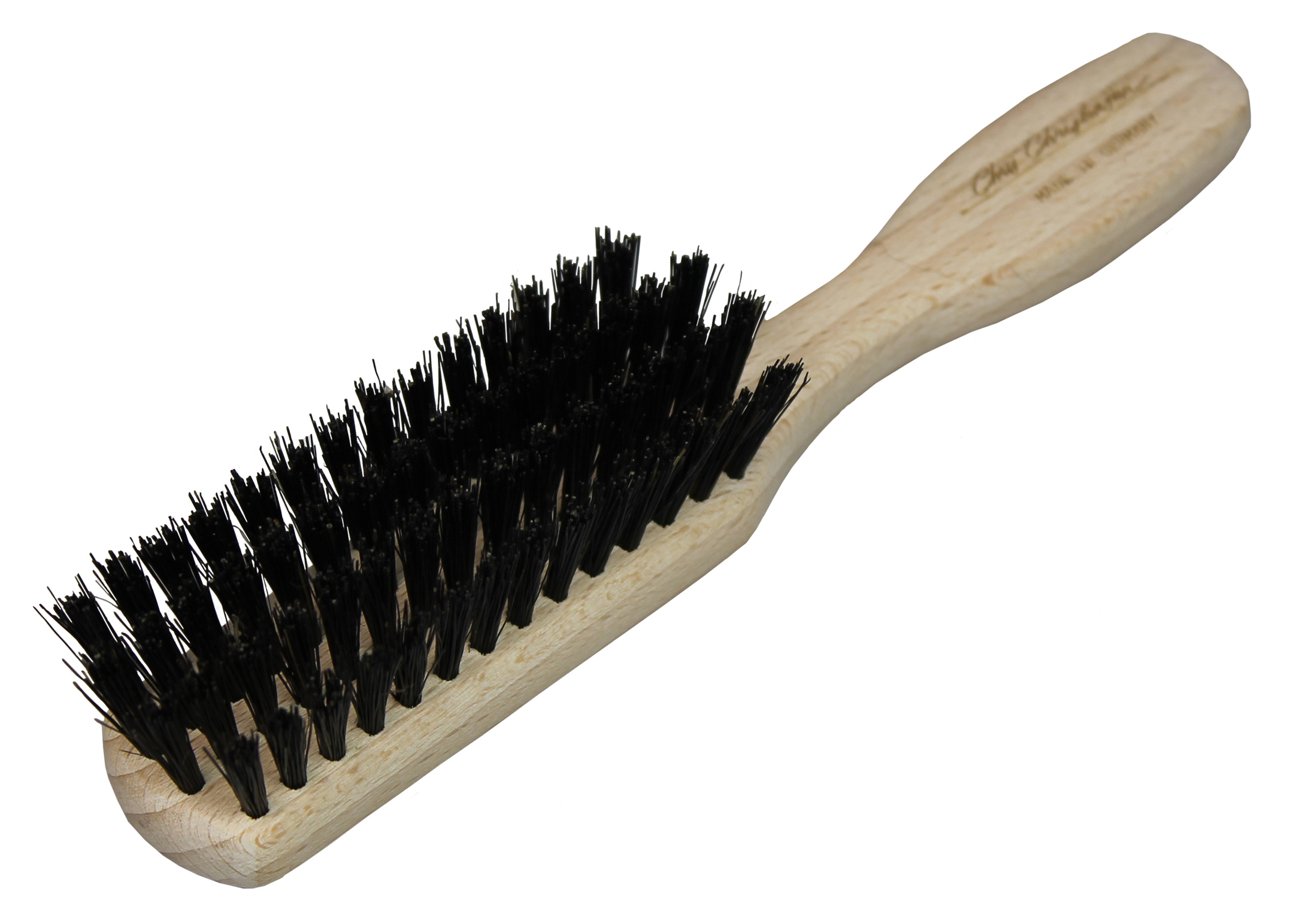 Chris Christensen Systems Chalk Brush Boar Bristle For Dogs