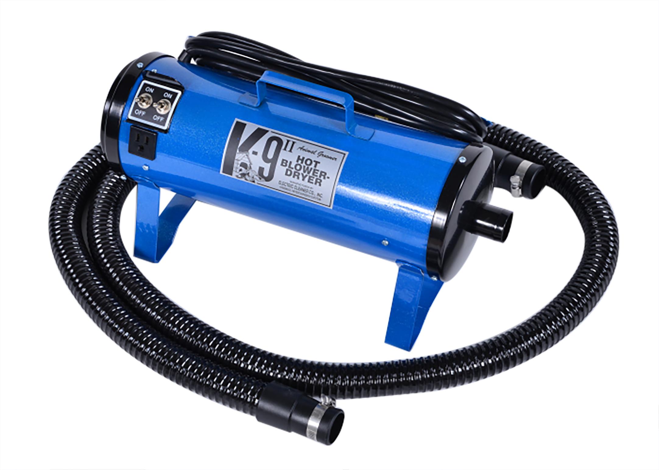 K9 Power Blaster II Haardroger Blauw