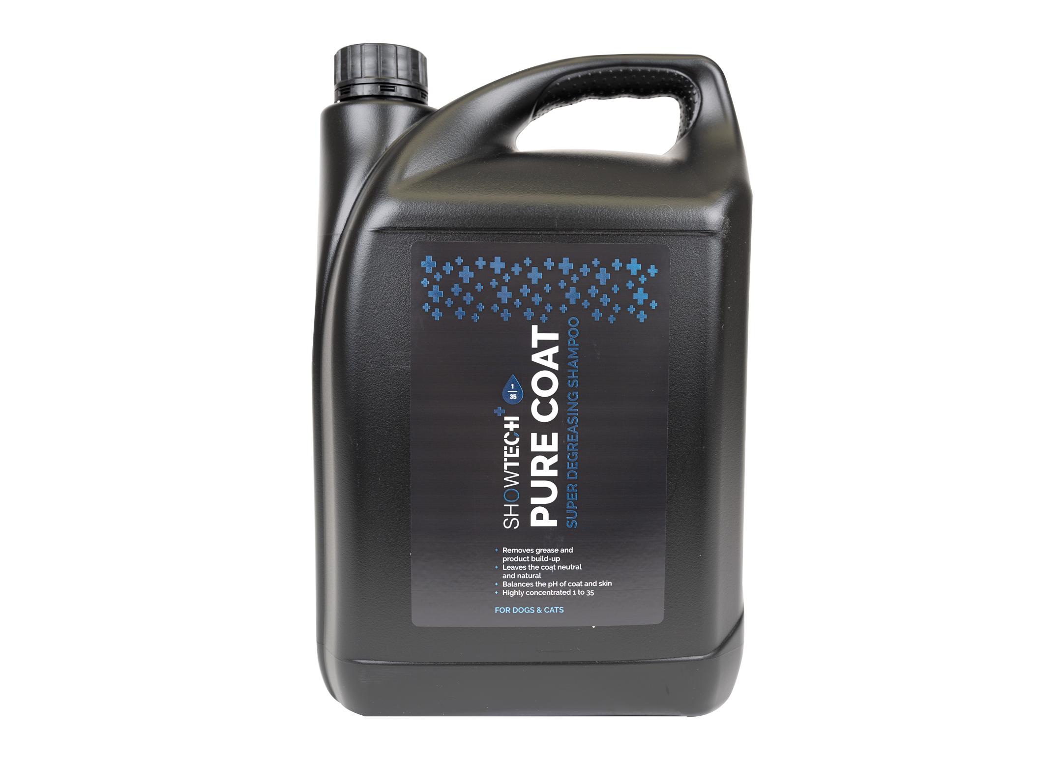 Show Tech+ Pure Coat Degreasing Shampoo 5 L