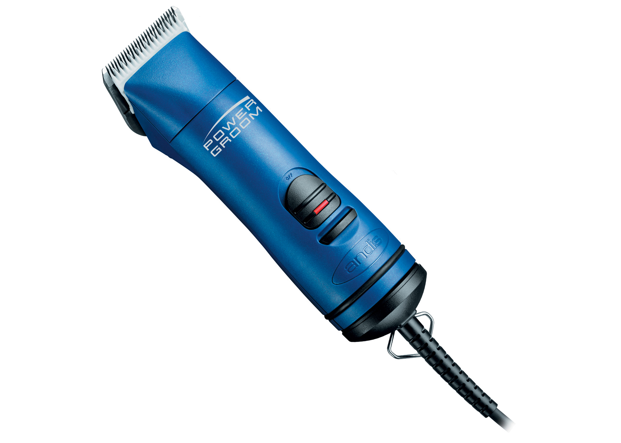 Andis Power Groom+ 5 Speed Clipper Corded Clipper