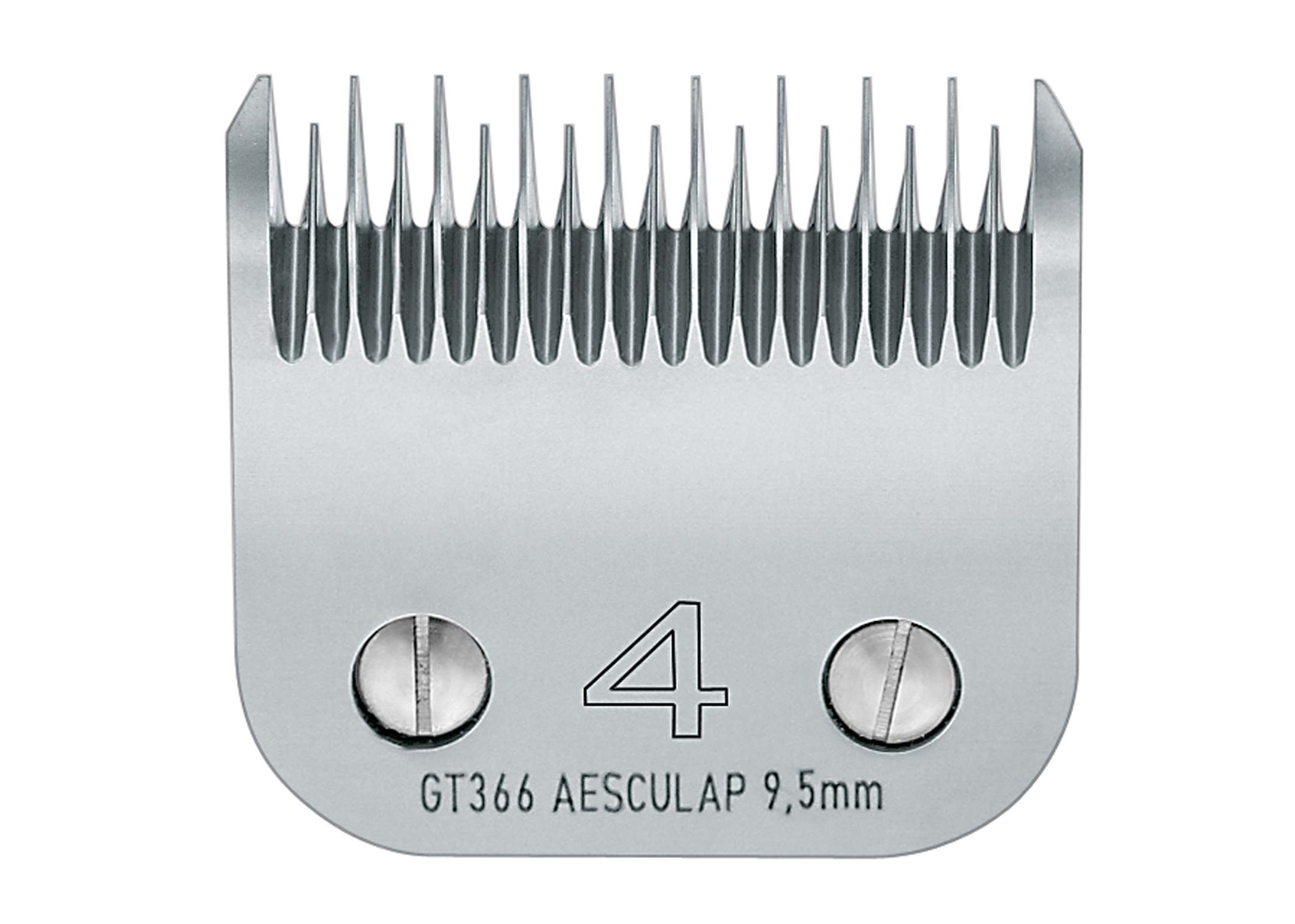 Aesculap Fav 5 Blade GT366 #4 - 9,5 mm