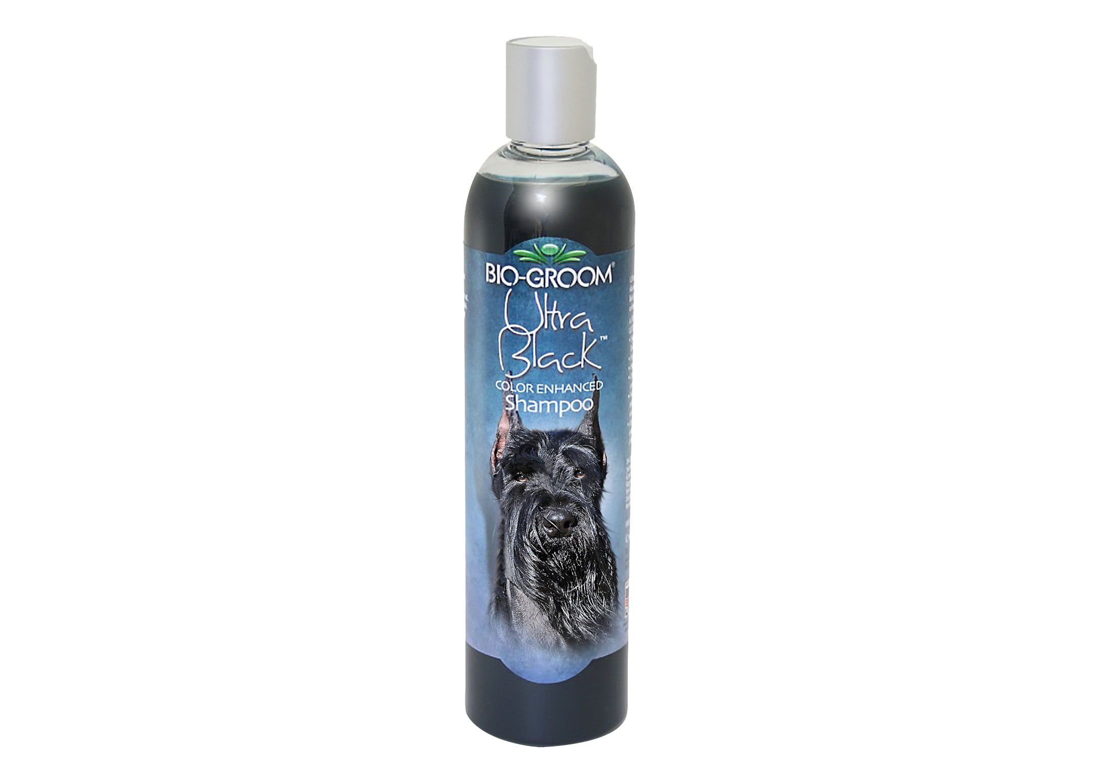 Bio Groom Ultra Black Shampoo For Dogs, Cats And Horses