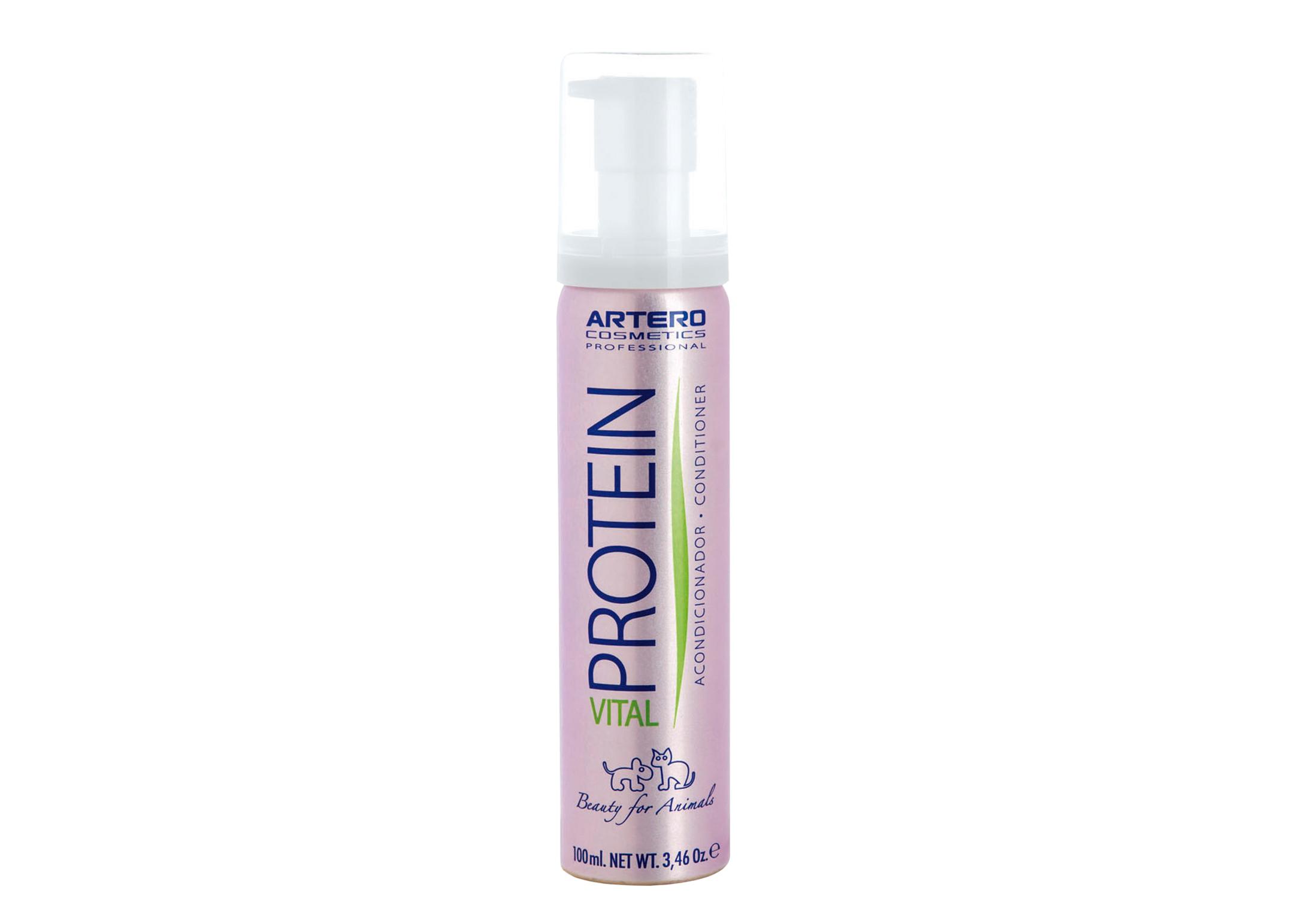 Artero Protein Vital Après-shampooing Pour Chiens, Chats et Chevaux