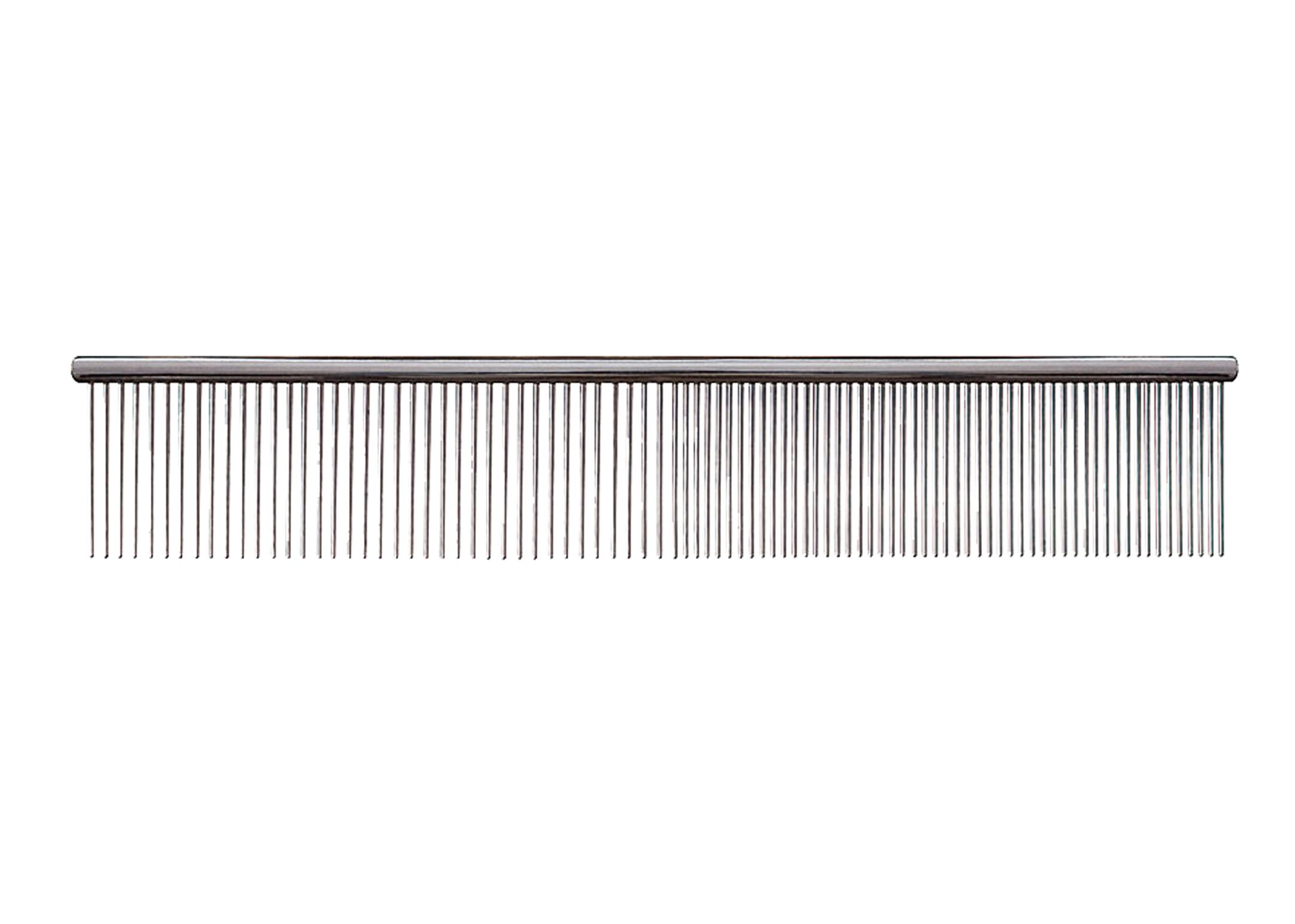Utsumi U&U Half & Half SS Comb 19cm Comb