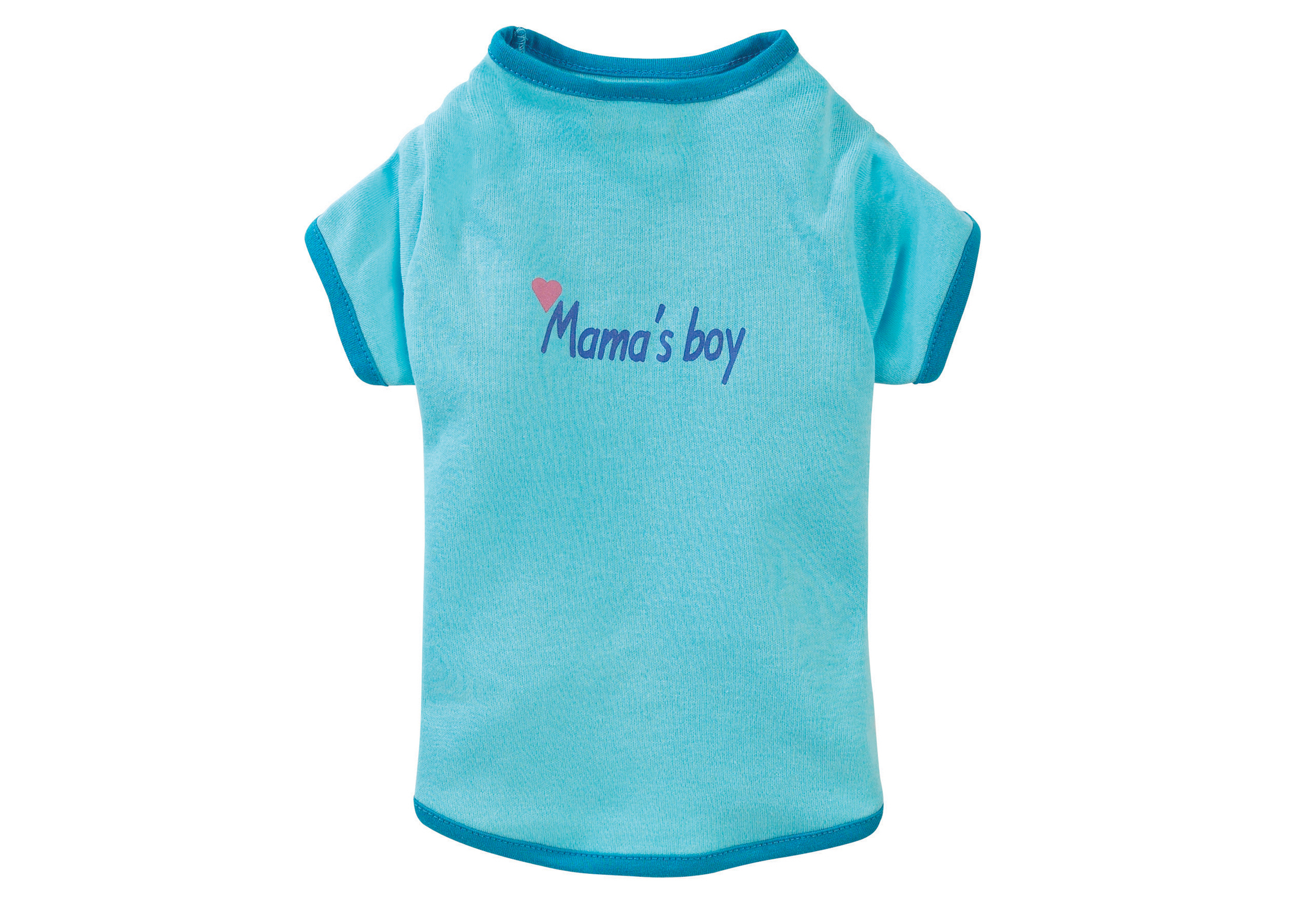 Casual Canine Mama's Boy T-Shirt Bleu XL 50-60cm Vêtements