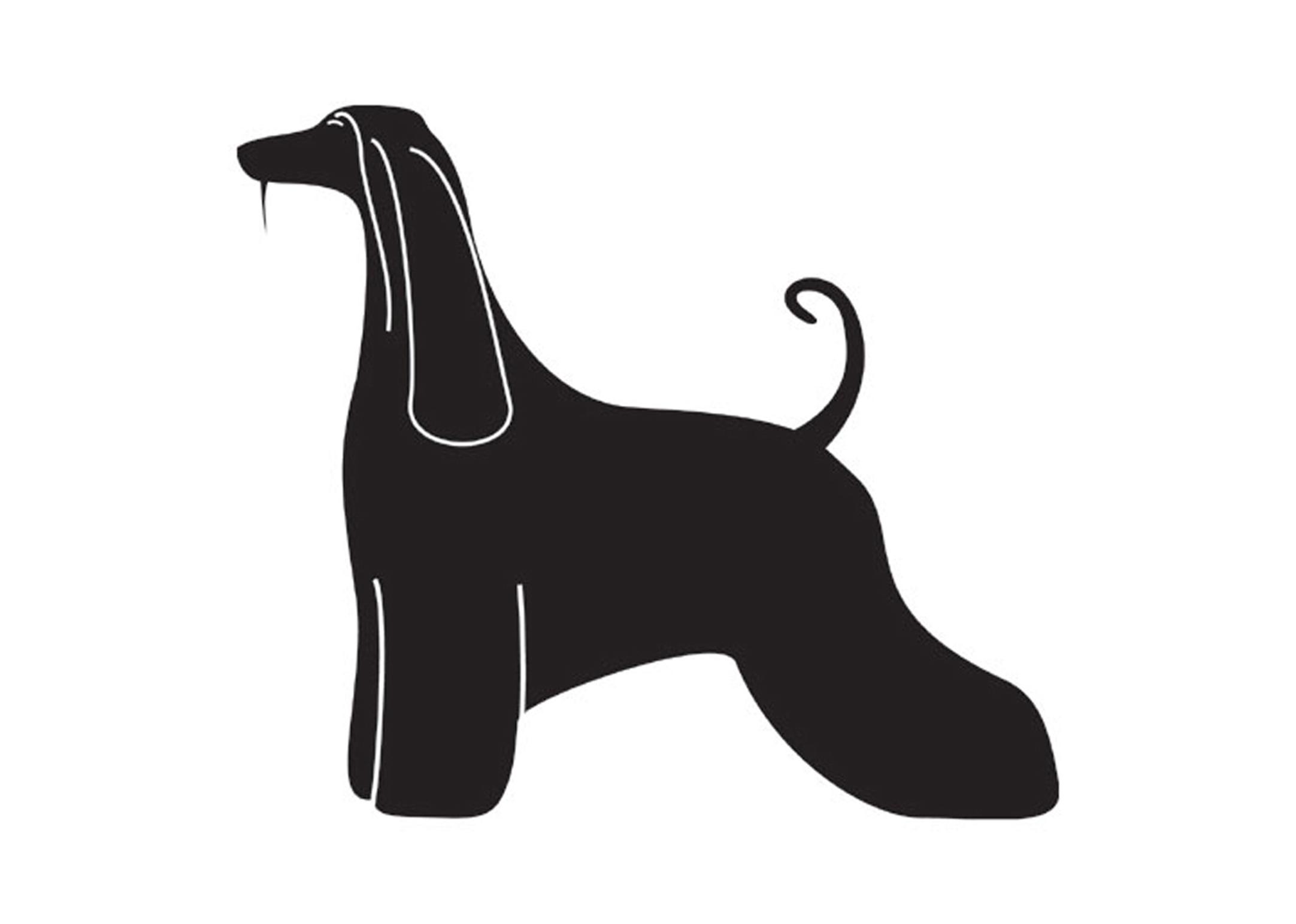 K-design Afghan Sticker For Groomers