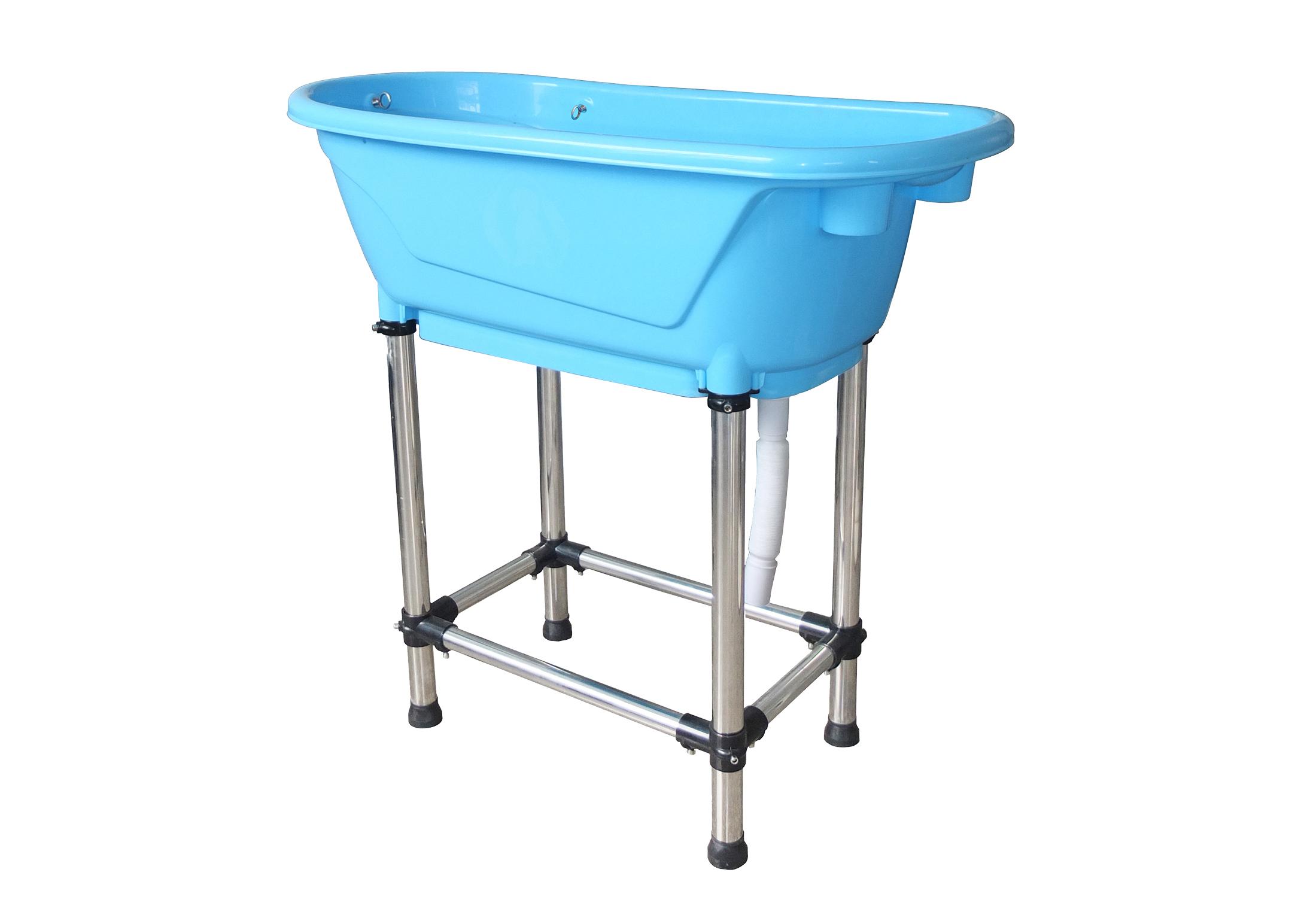 Show Tech Handy Tub M 96x50x91cm Blue Bath