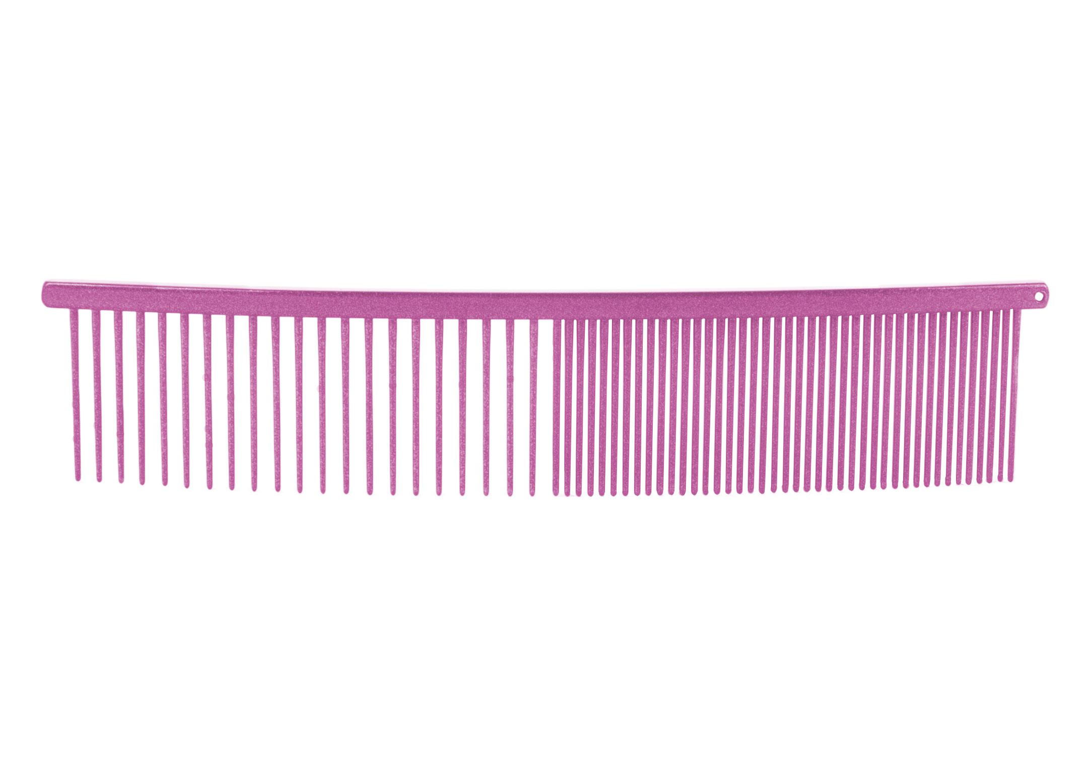 Show Tech Curved Combi Comb 19 cm