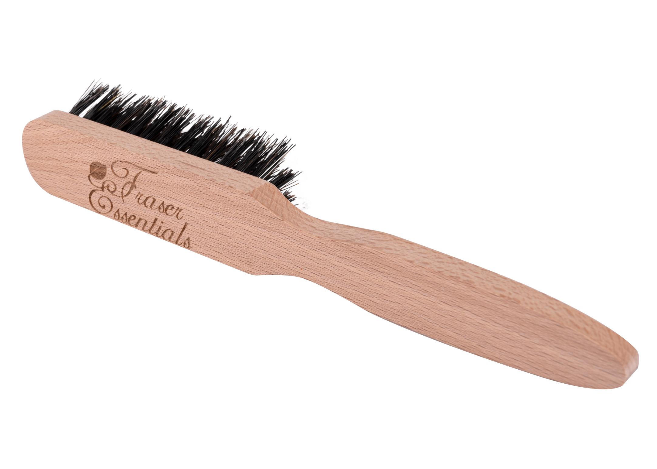 Fraser Essentials Oblong Boar Bristle Brush