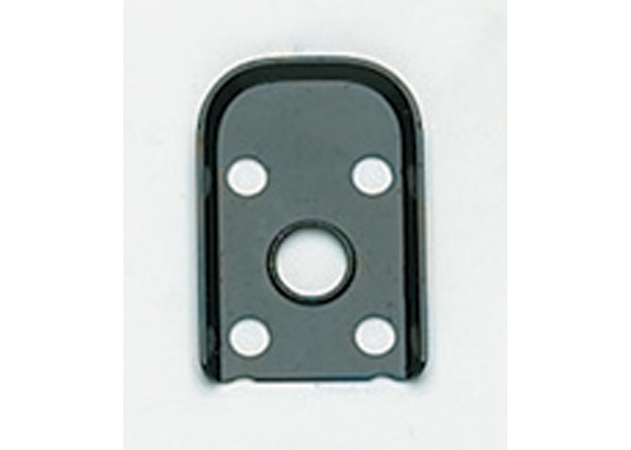 Aesculap Blade Mounting Plate voor Fav2/Turbo
