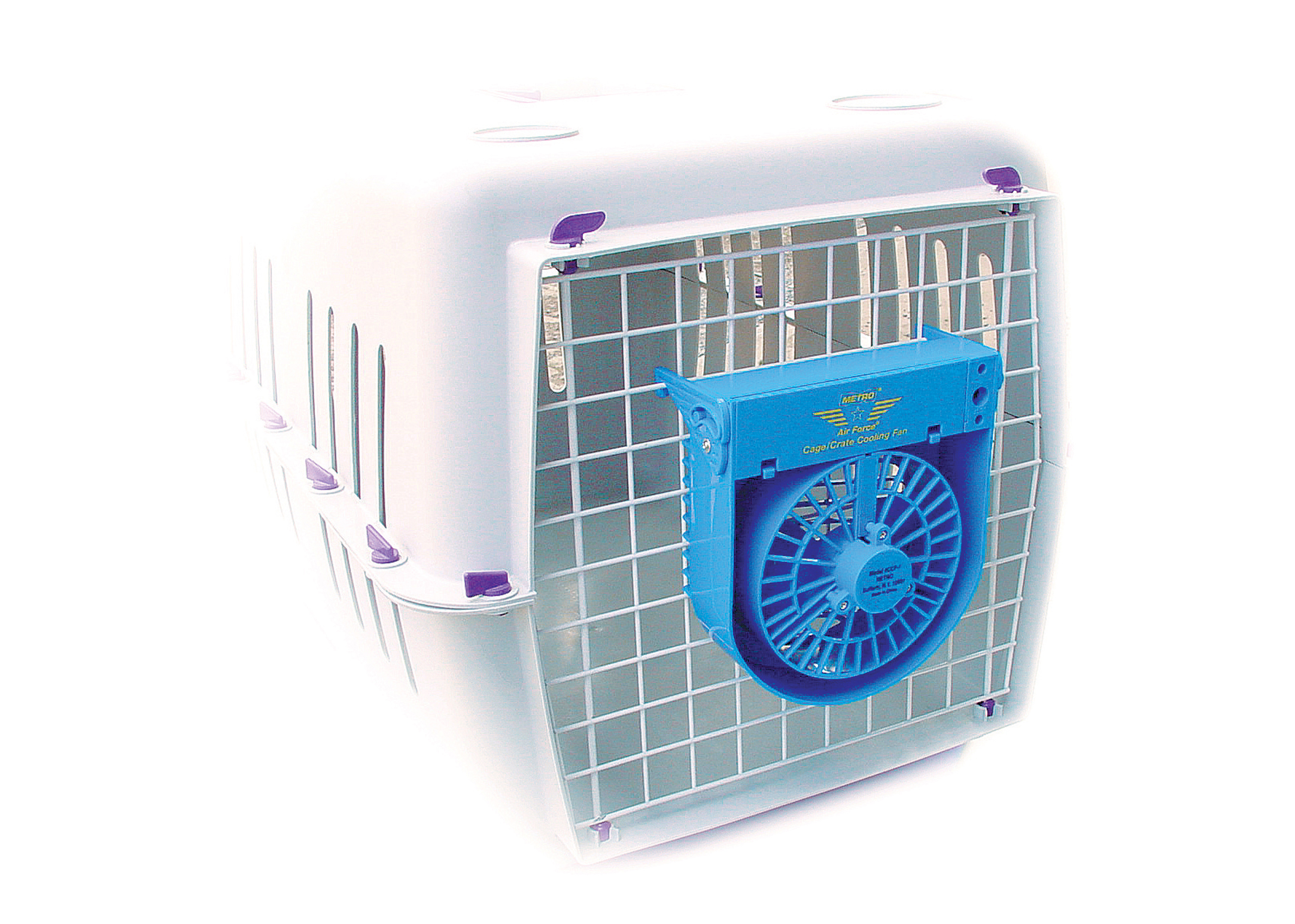 Show Tech Cage Cooling Fan