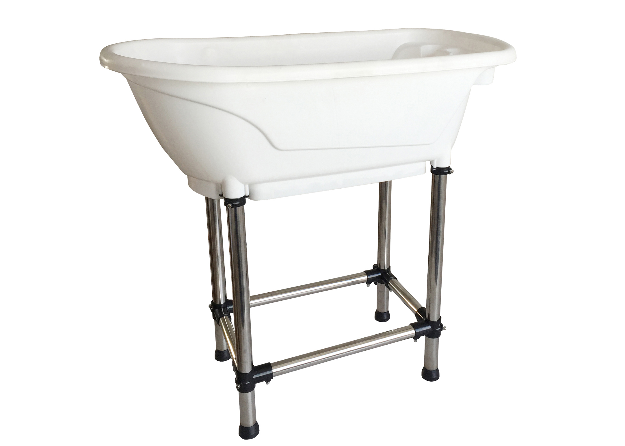 Show Tech Handy Tub M 96x50x91cm Bath For Dogs And Cats