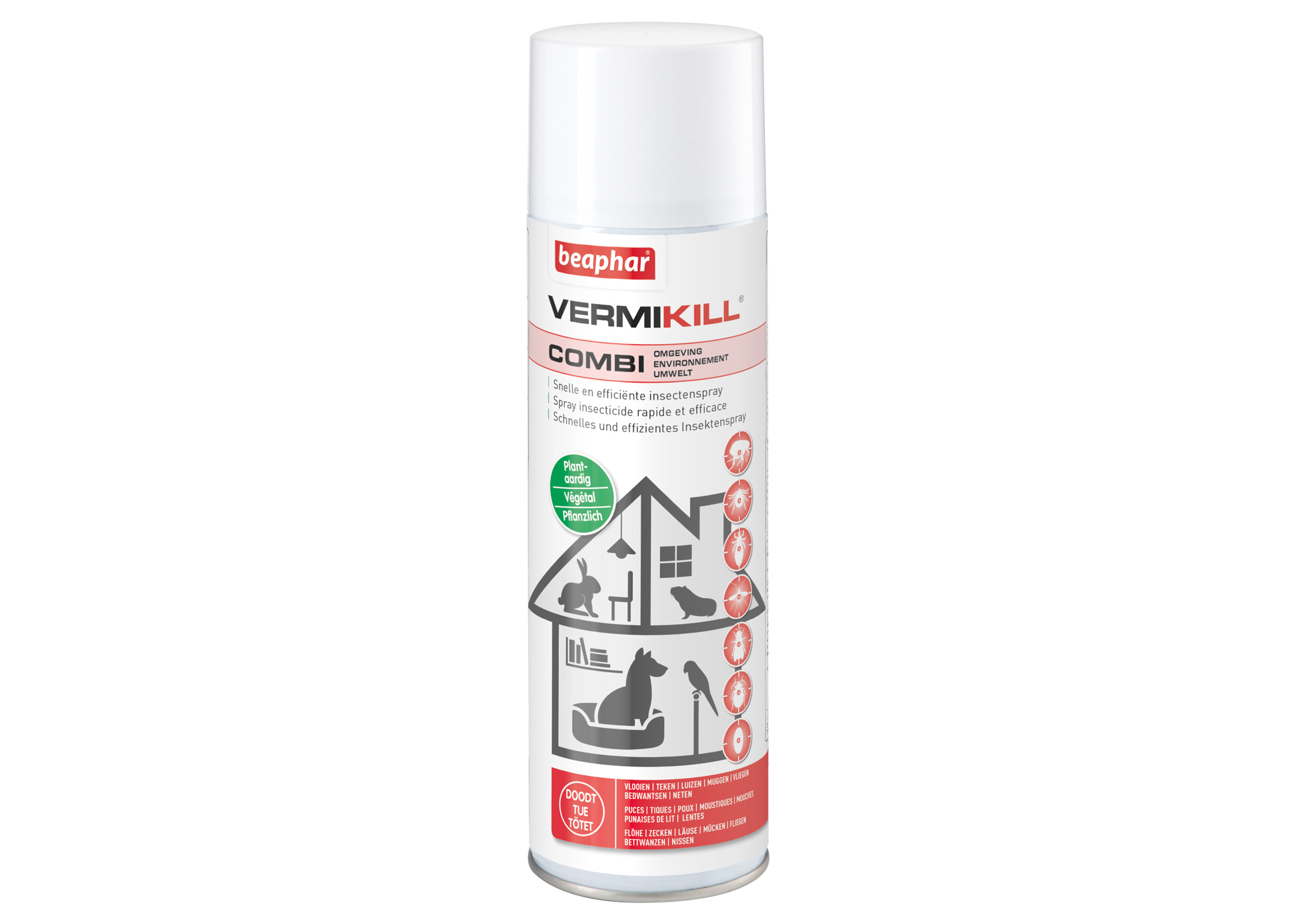 Beaphar Vermikill Combi Spray 400ml