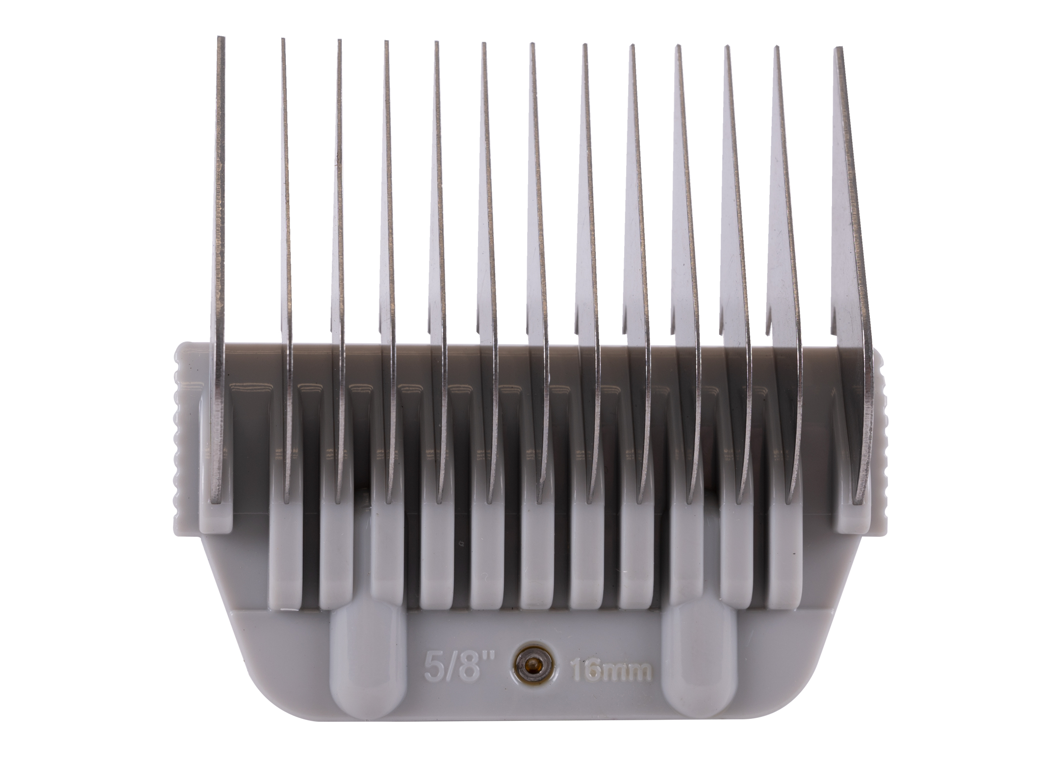 Show Tech Pro Wide SS Snap on Comb 16mm - Snap on Comb
