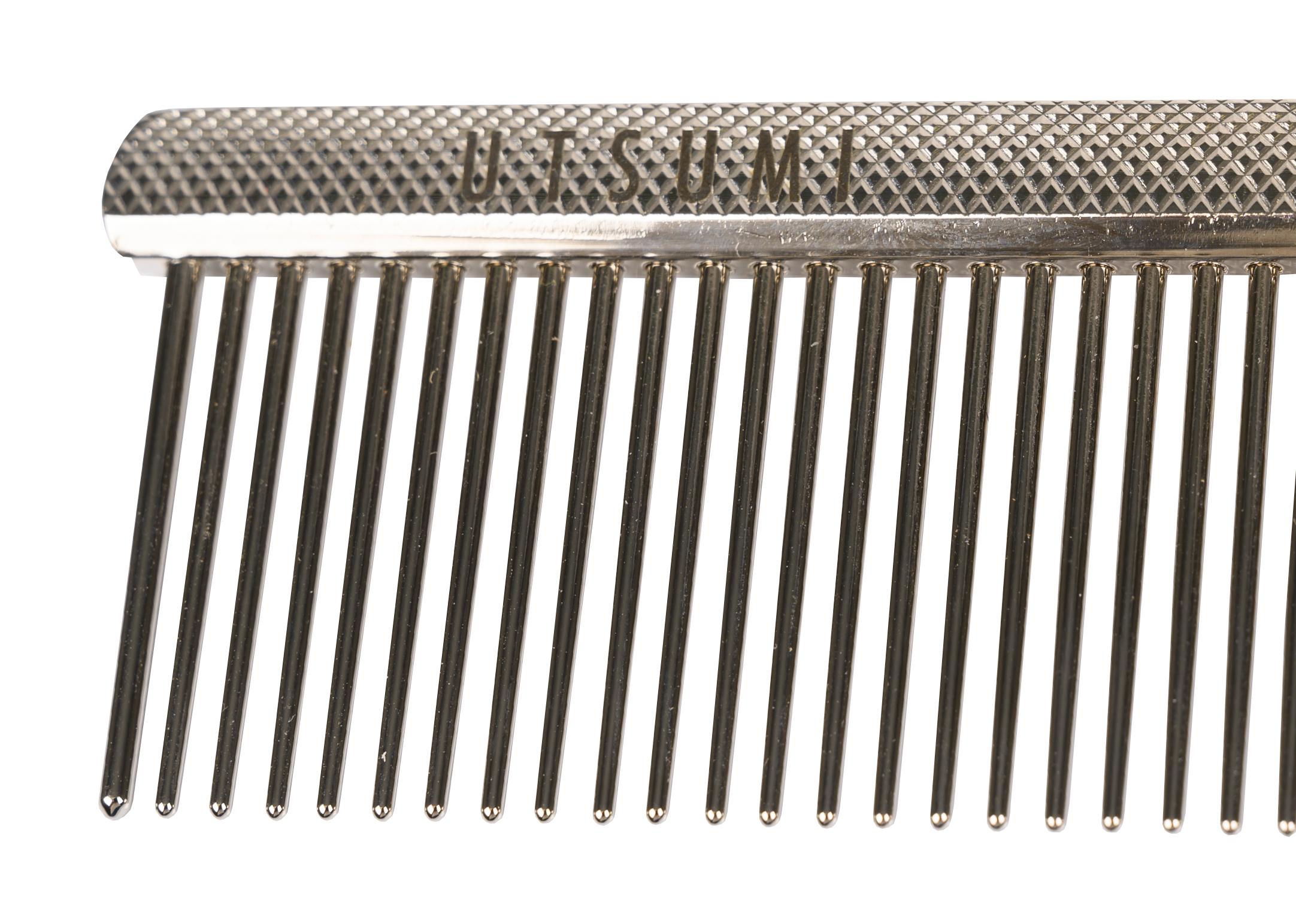 Utsumi Metal Comb Small 15cm
