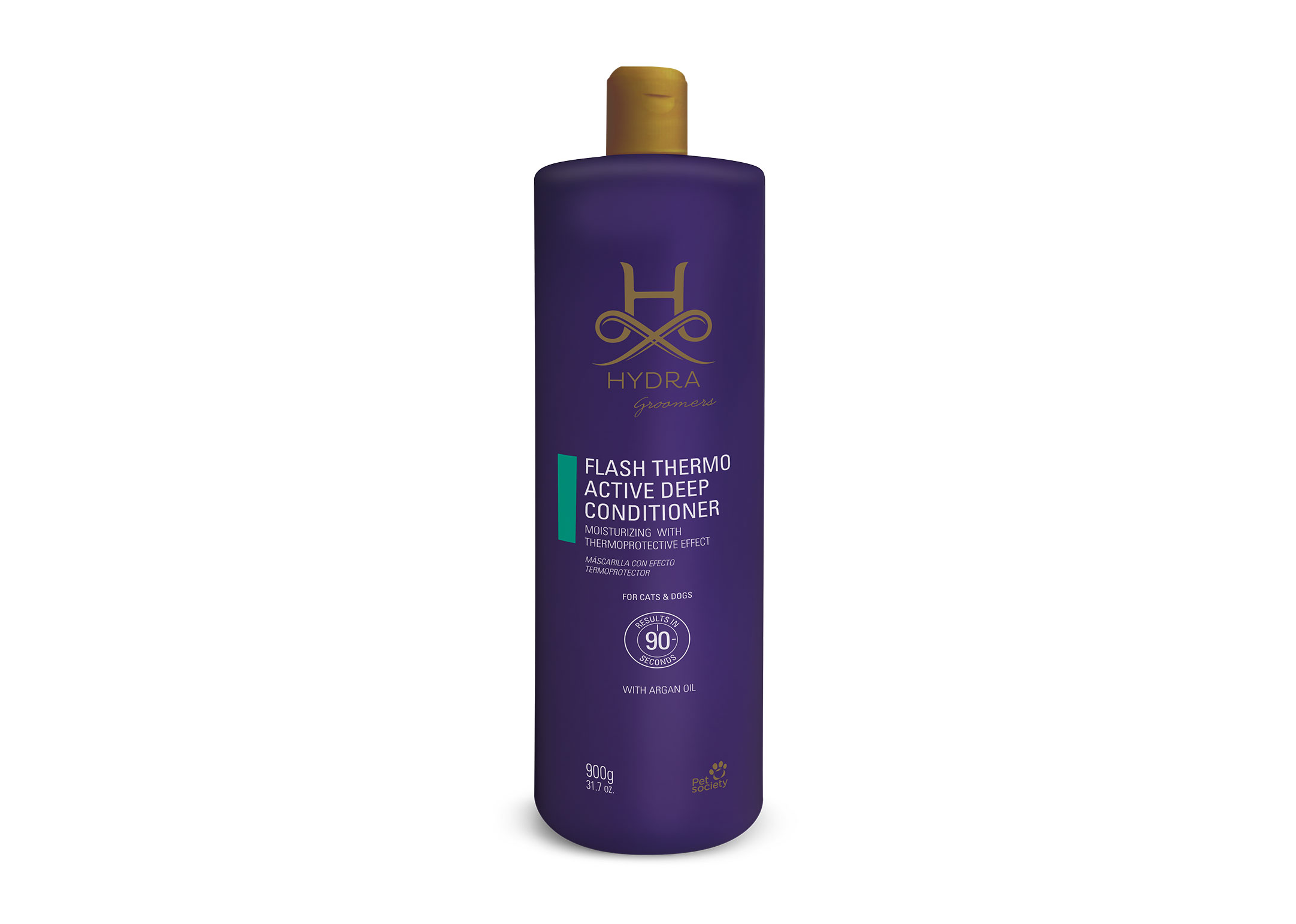 Hydra Flash Thermo Active Deep 900ml  Après-shampoing