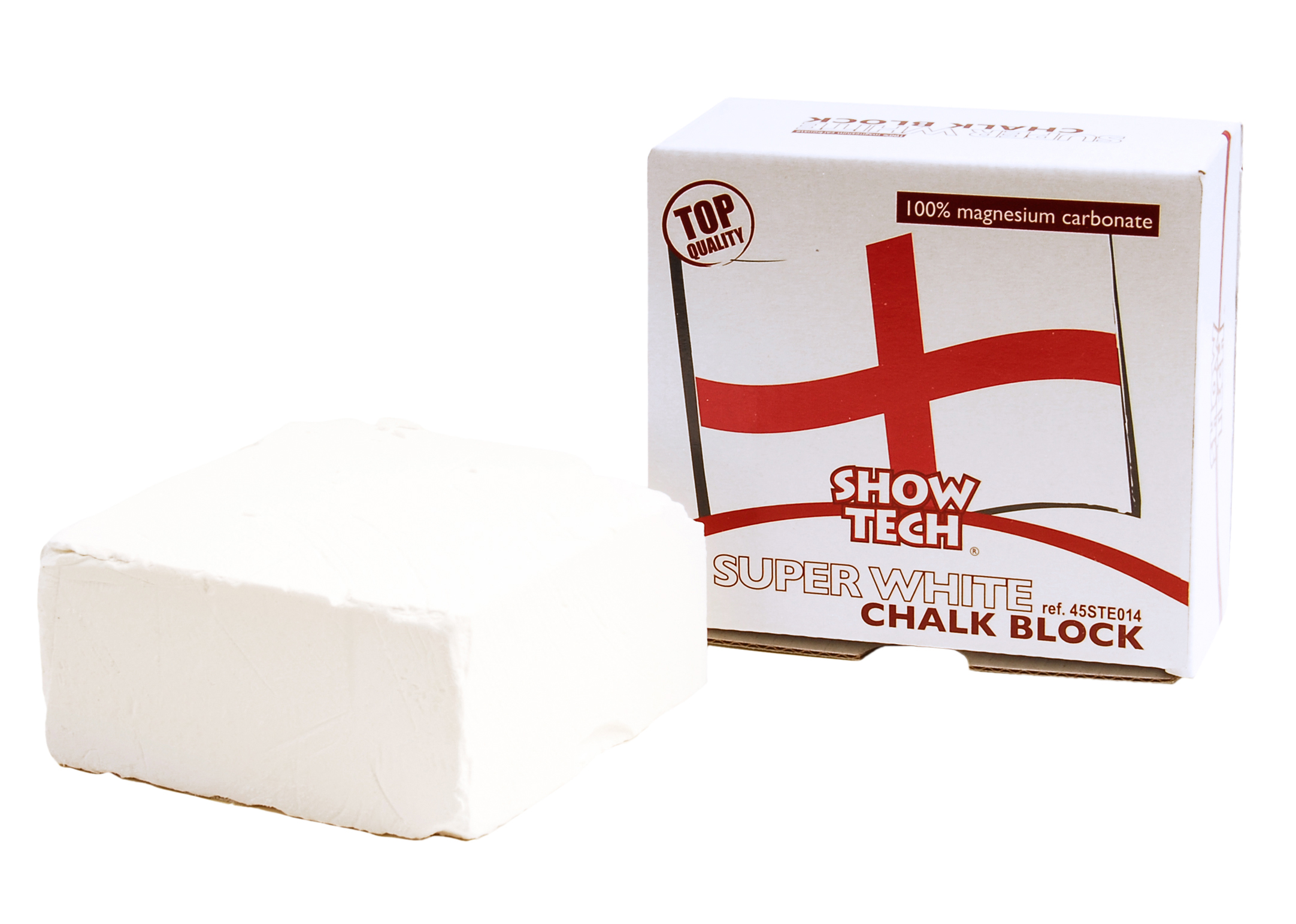 Show Tech English Magnesium Chalk Block