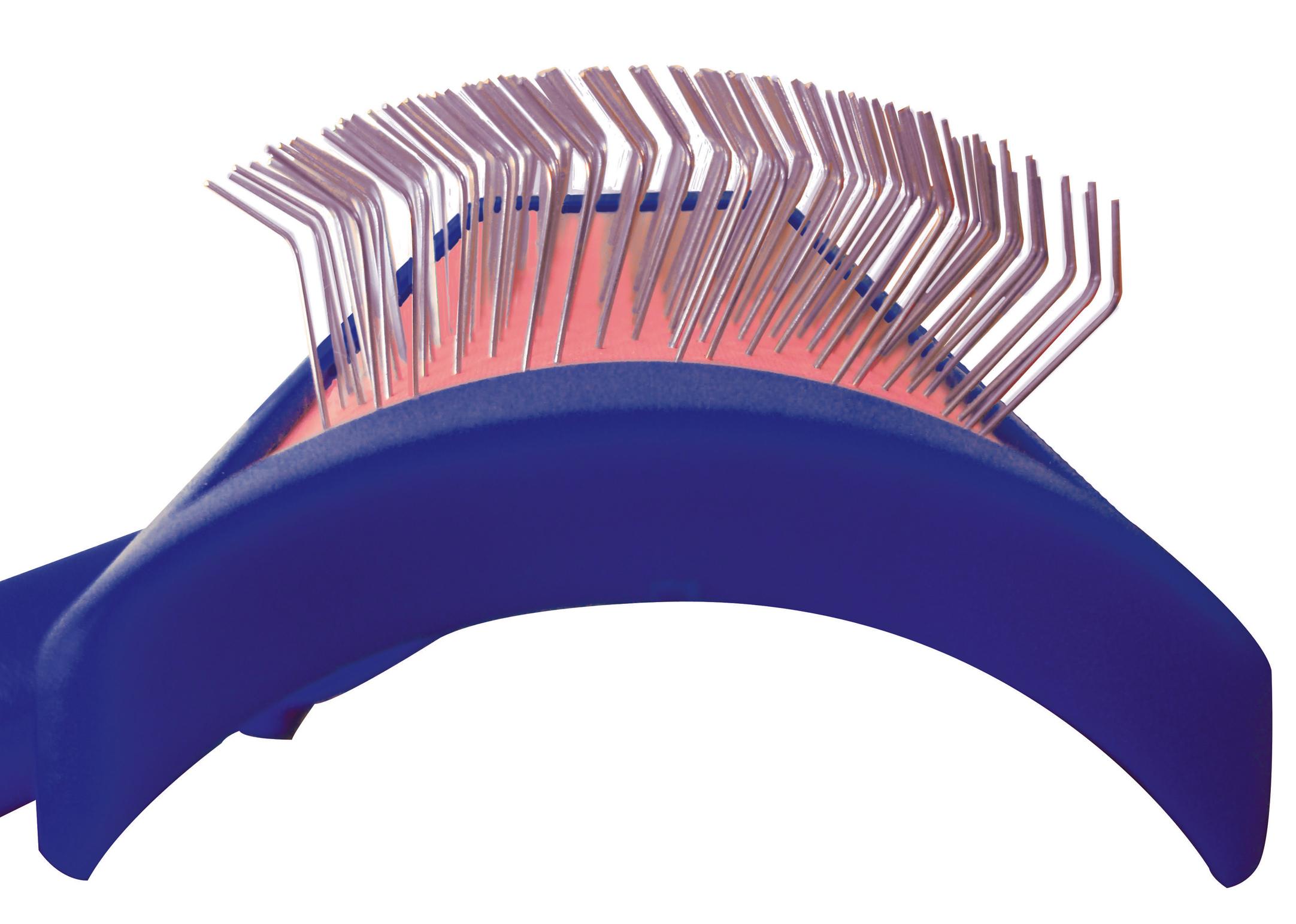 Show Tech Tuffer Than Tangles Regular Medium Slicker Brush