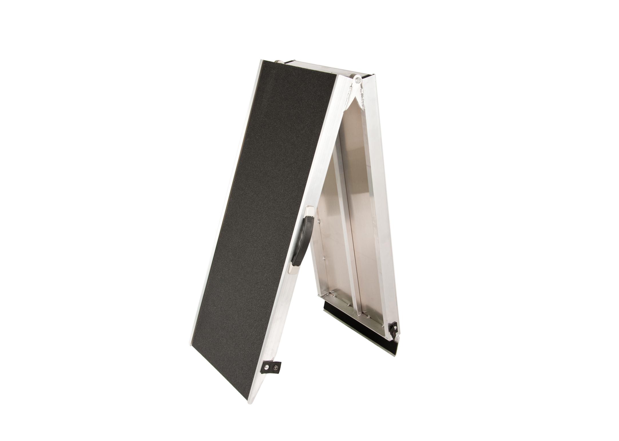 Travel Aluminium Pet Ramp 38cm wide - Extends 91,5-183cm