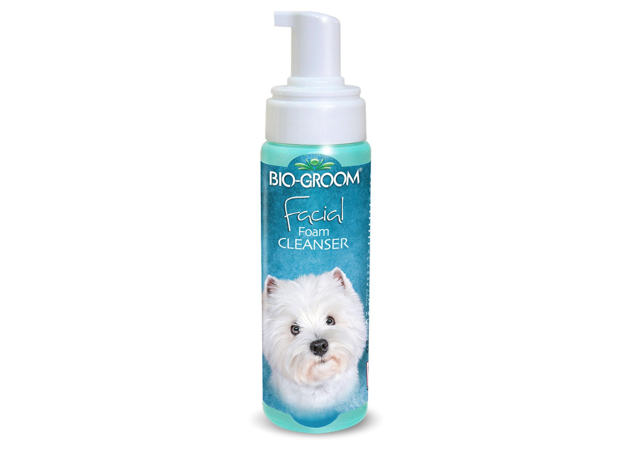 Bio Groom Facial Foam Cleanser