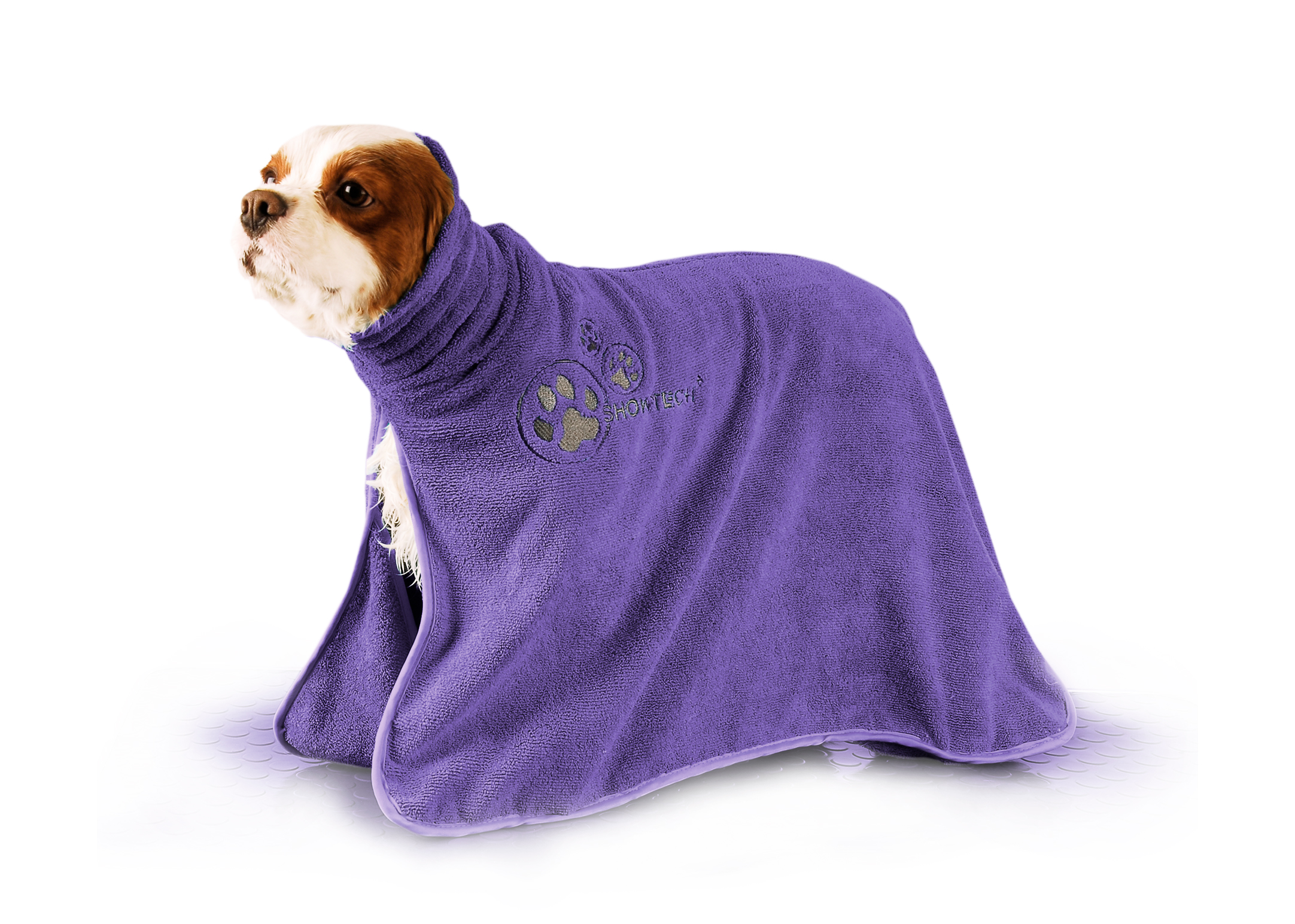 Show Tech Dry Dude Purple Pet Towel