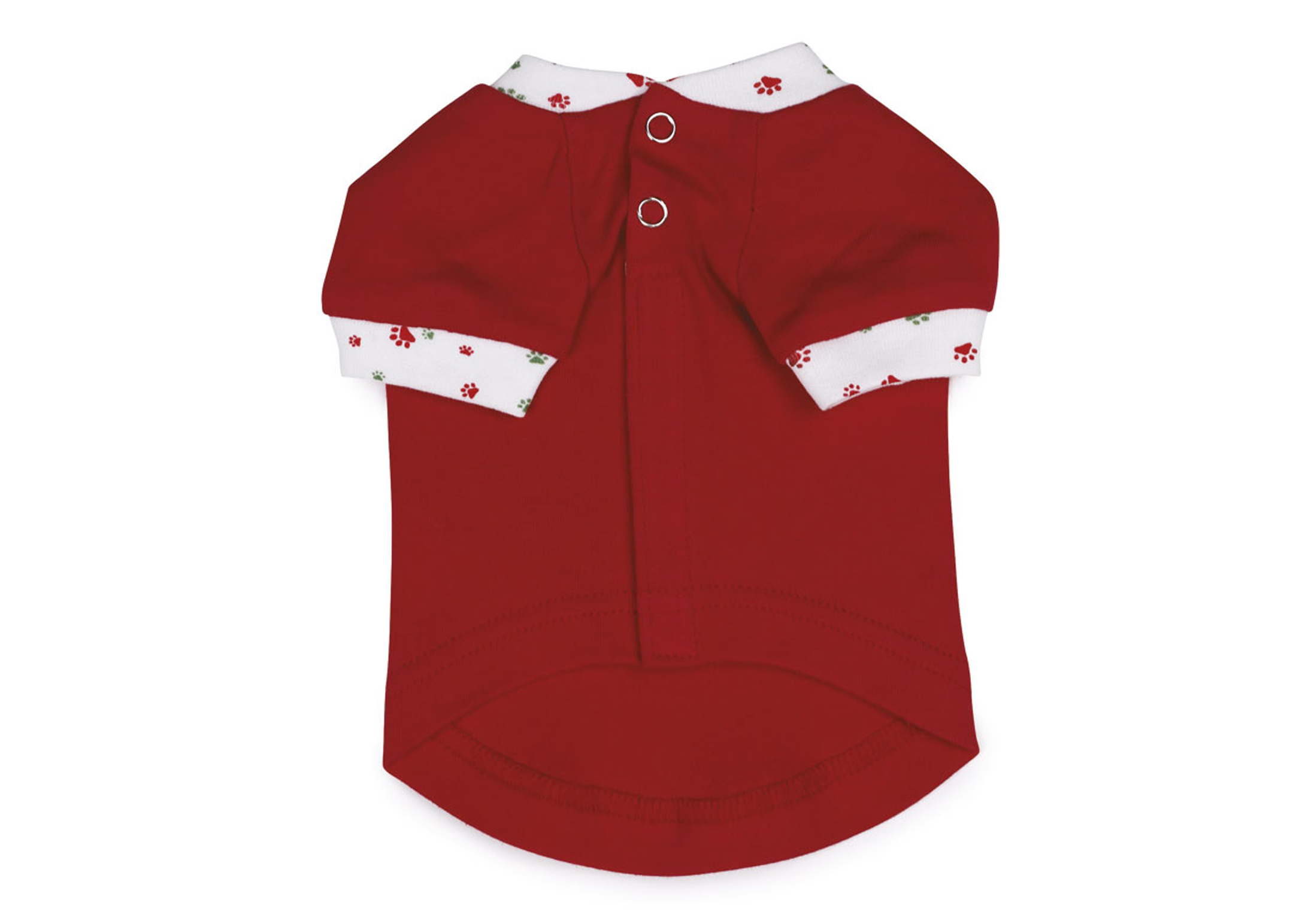 East Side Collection Xmas Santa's Babie Onesie Shirt Kledij Voor Honden