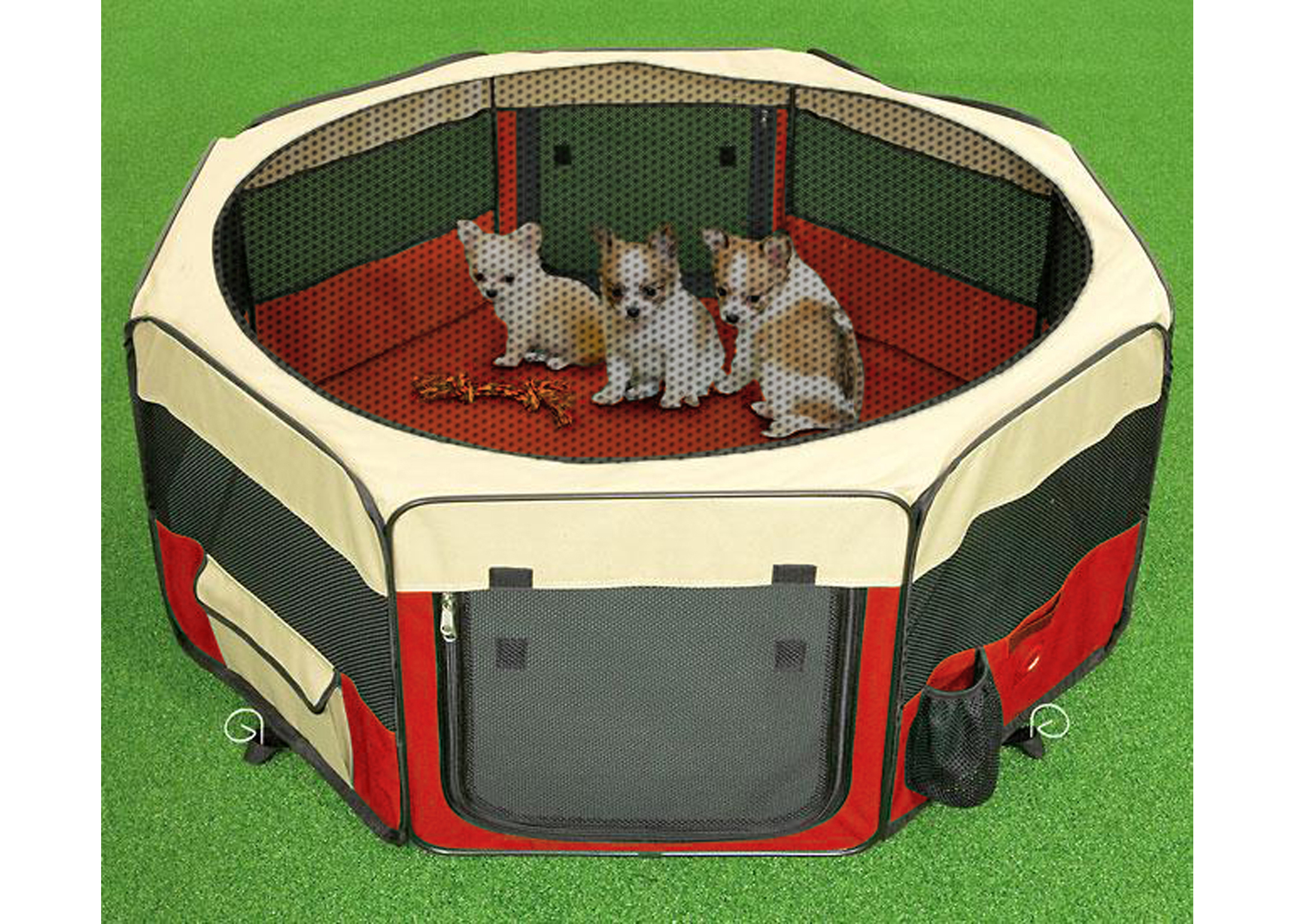 Show Tech Pet Play Park Pen For Puppies