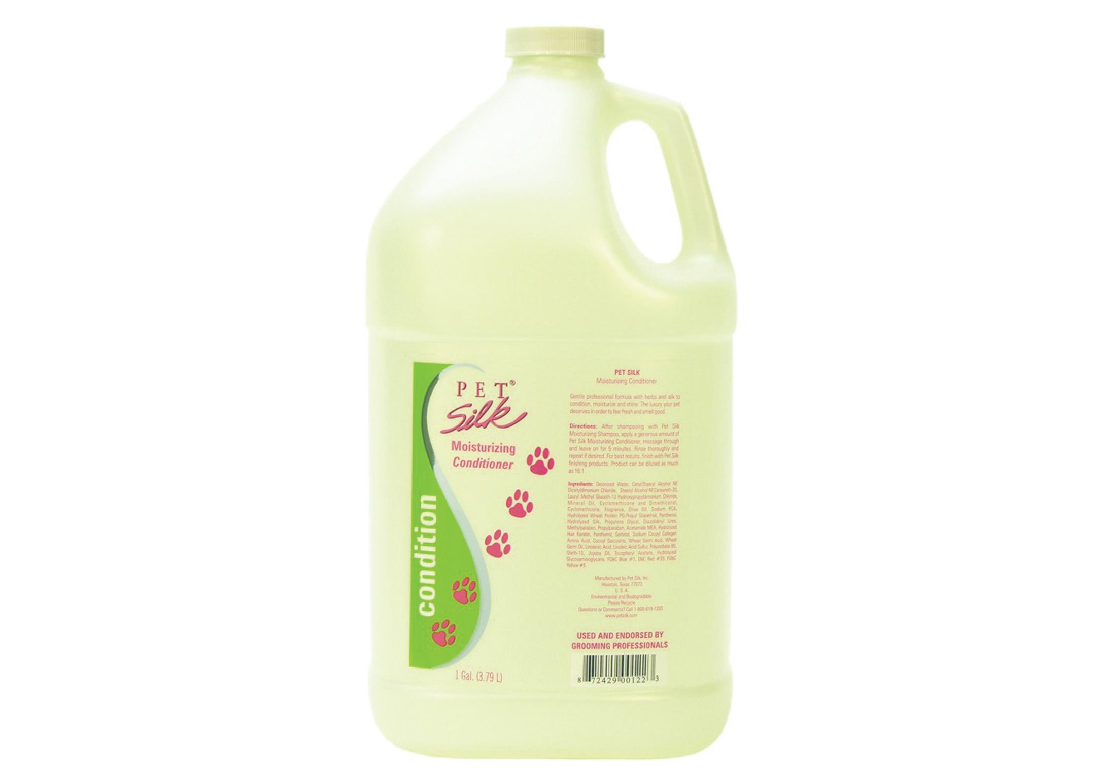 Pet Silk Moisturizing Après-shampooing Pour Chiens, Chats et Chevaux