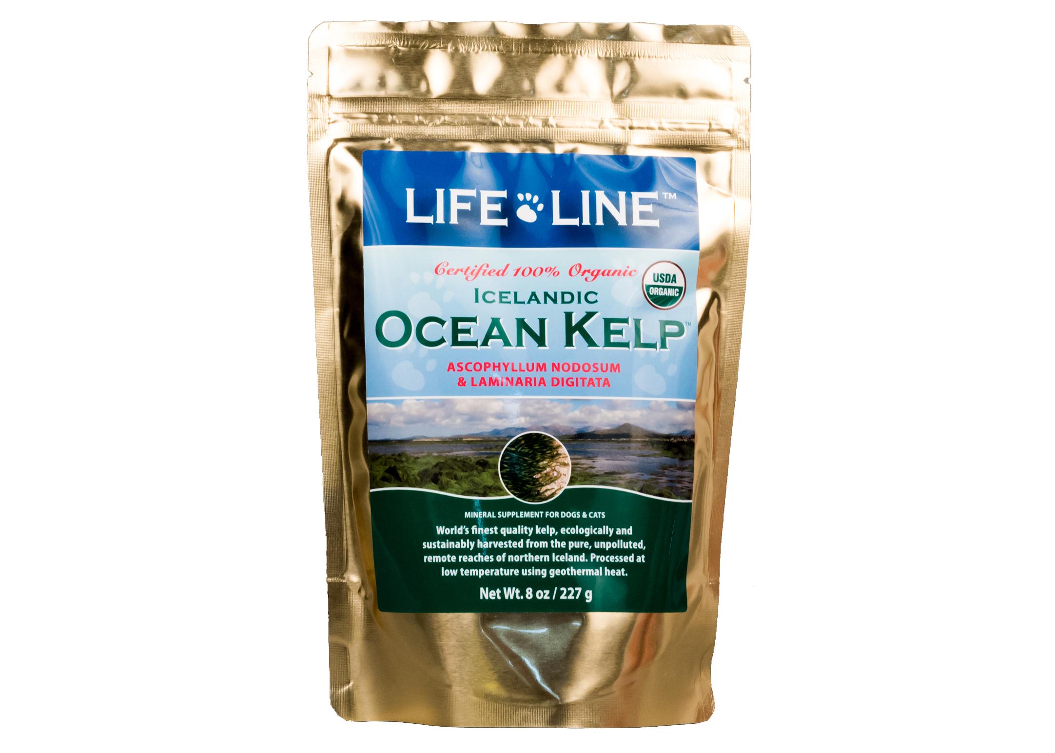 Life Line  Algues biologiques 227g