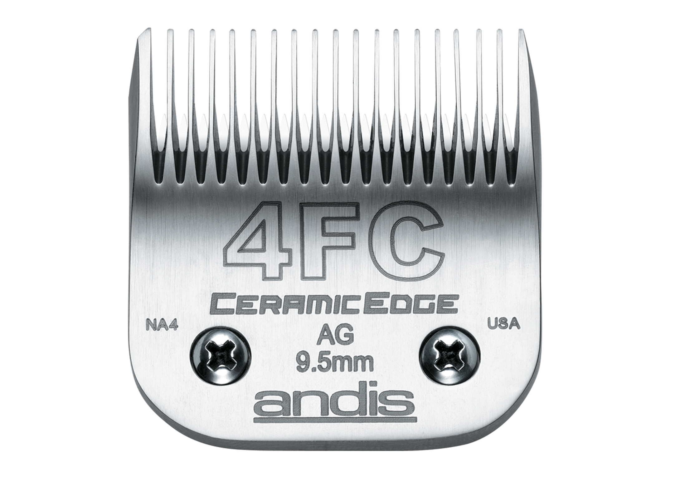 Andis Ceramic Blade #4FC - 9,5 mm