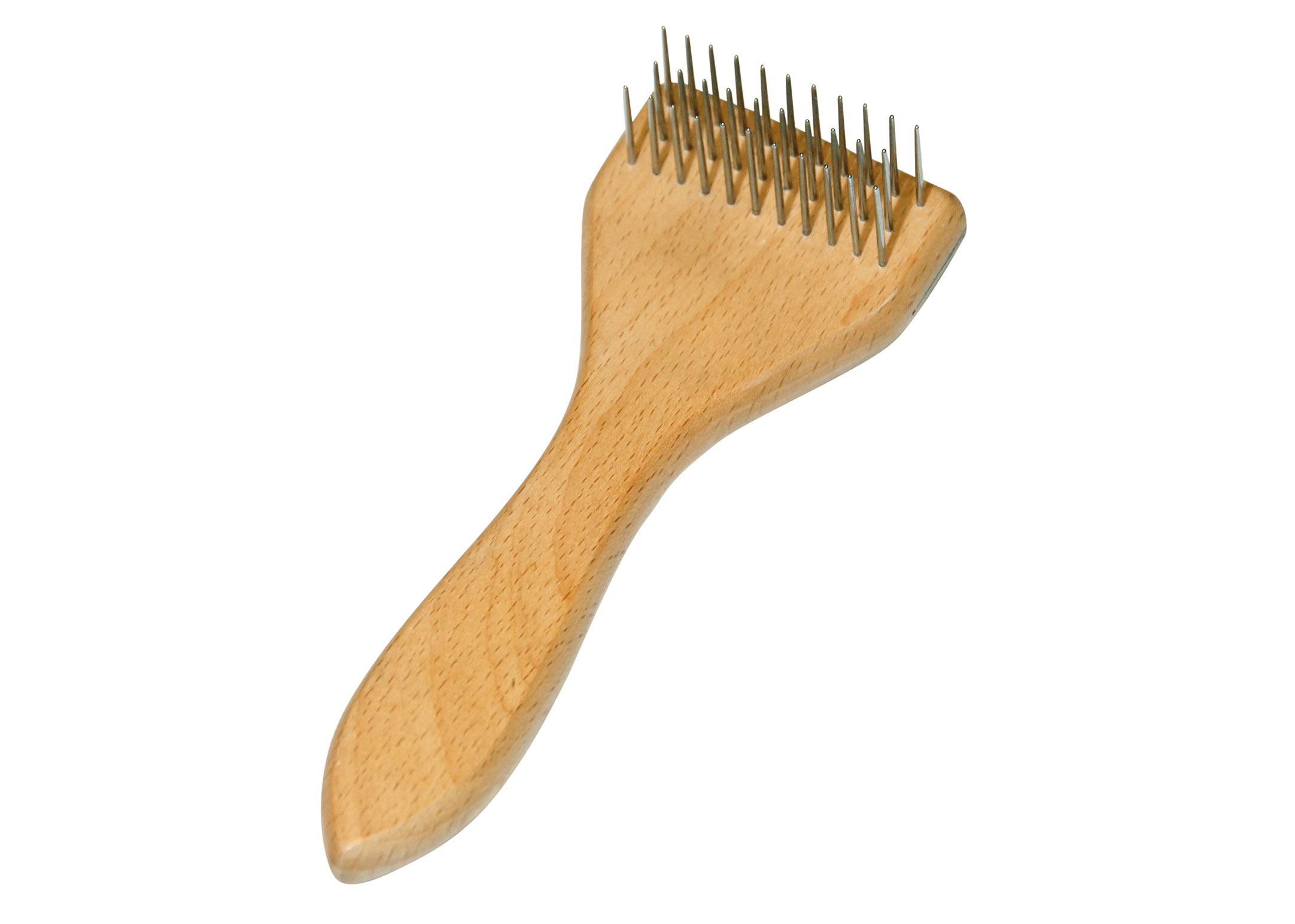 Show Tech Saint Roch 3 Row Rake Dematting Comb