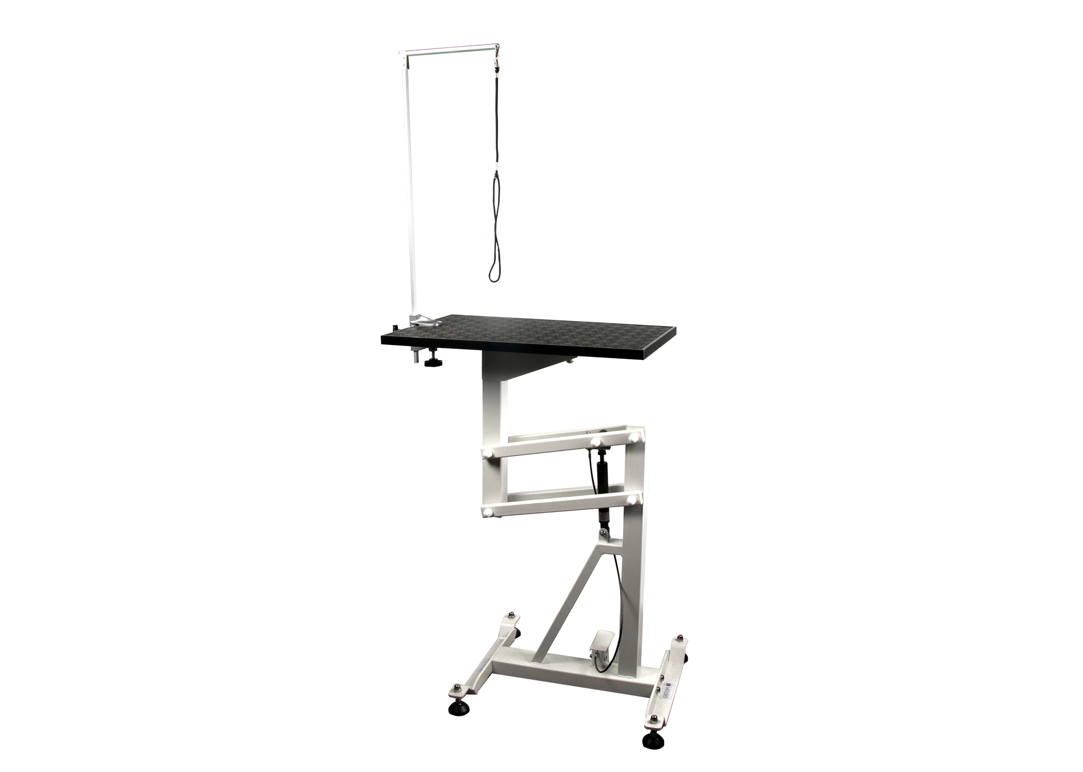 Groom-X Compact Air Lift Grooming Table Rectangular Royal Lotus 60x40cmx80-120cmh with control post