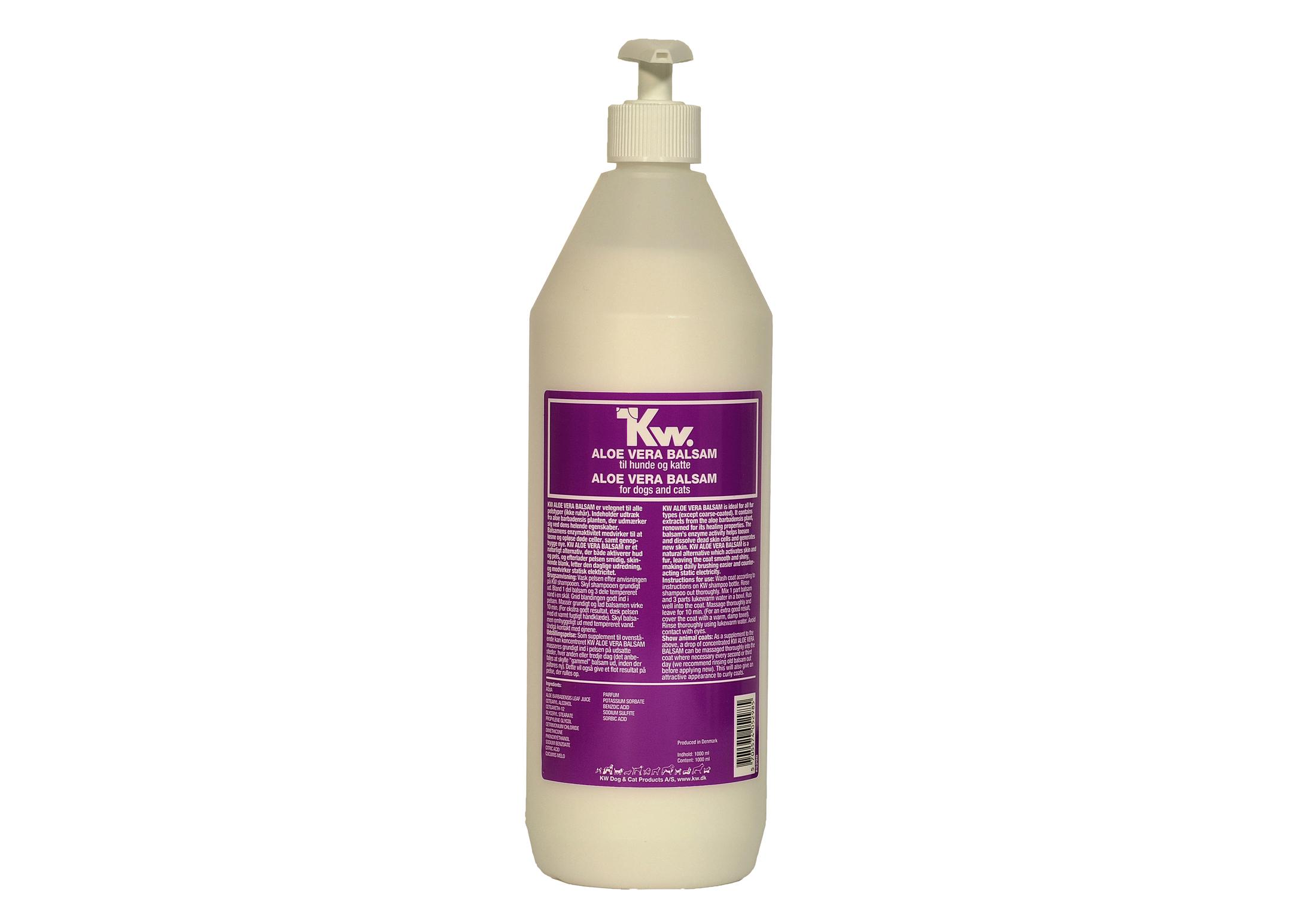KW Aloe Vera Conditioner 1L