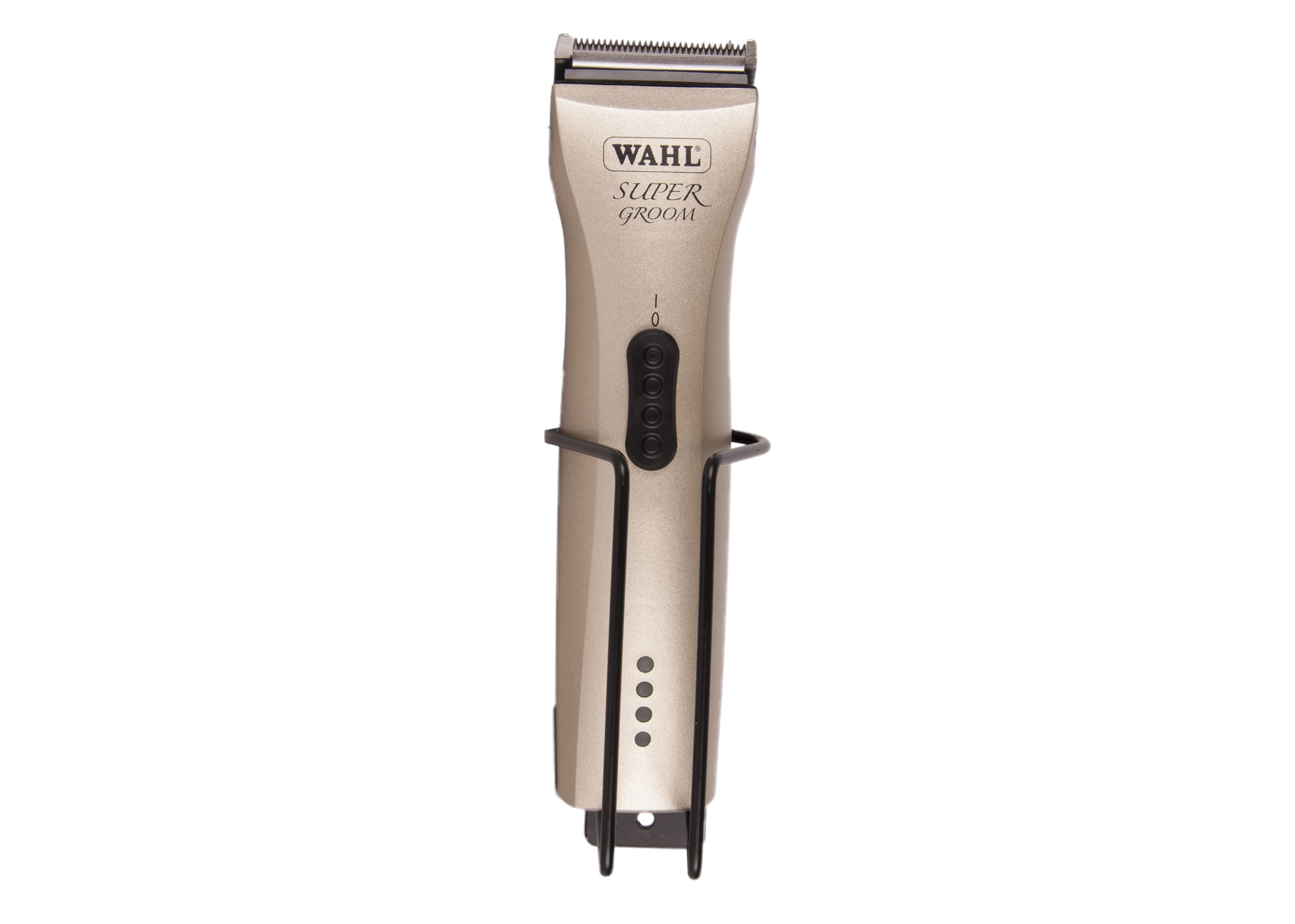 Wahl Holder for Clippers Black