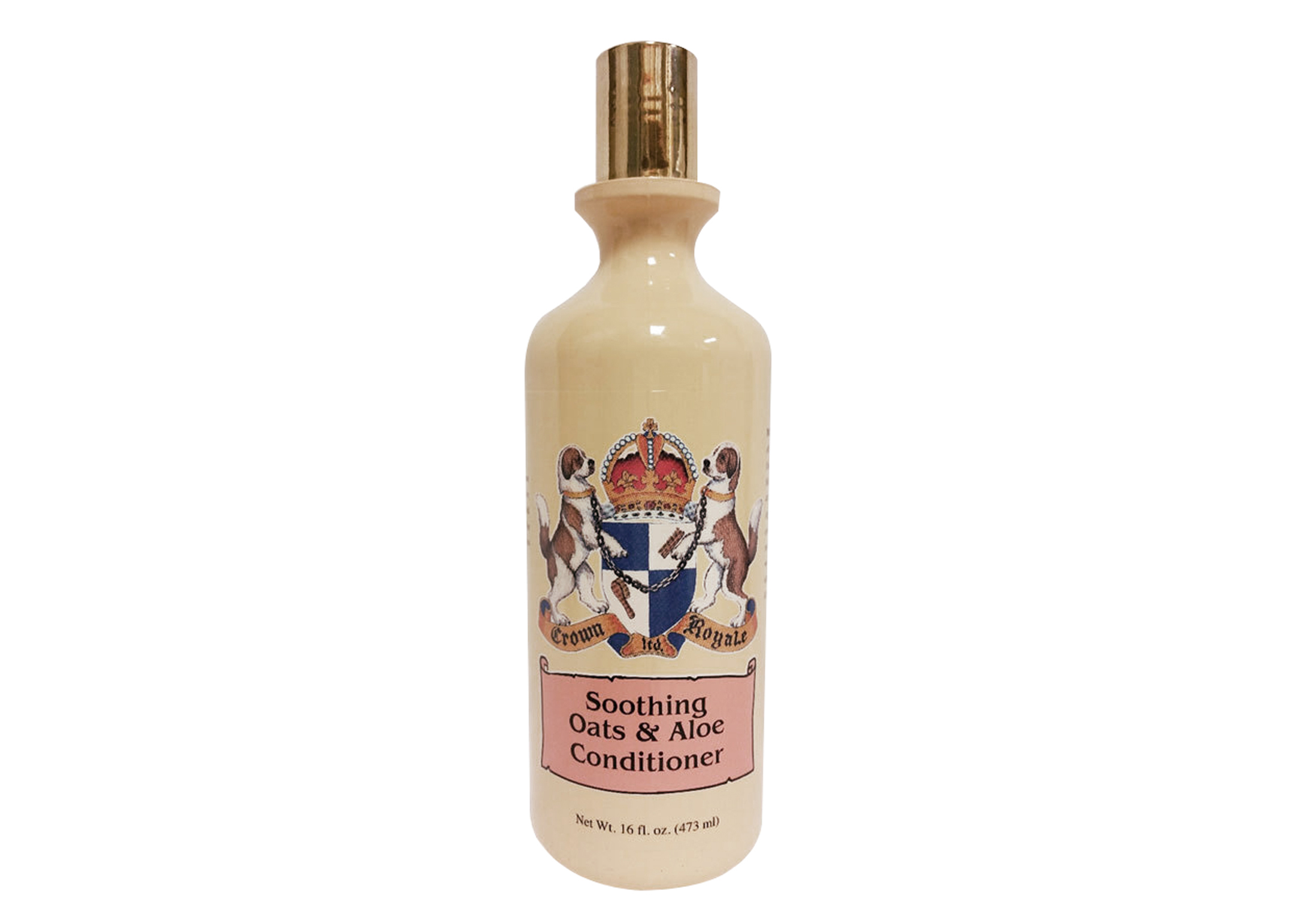 Crown Royale Soothing Oats & Aloe Après-shampooing