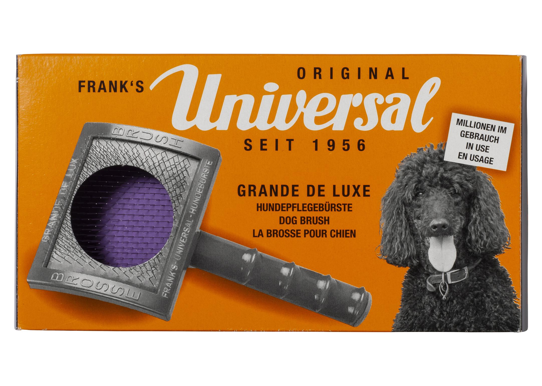 Frank's Universal Grande de Luxe Large Slicker - Purple, Soft