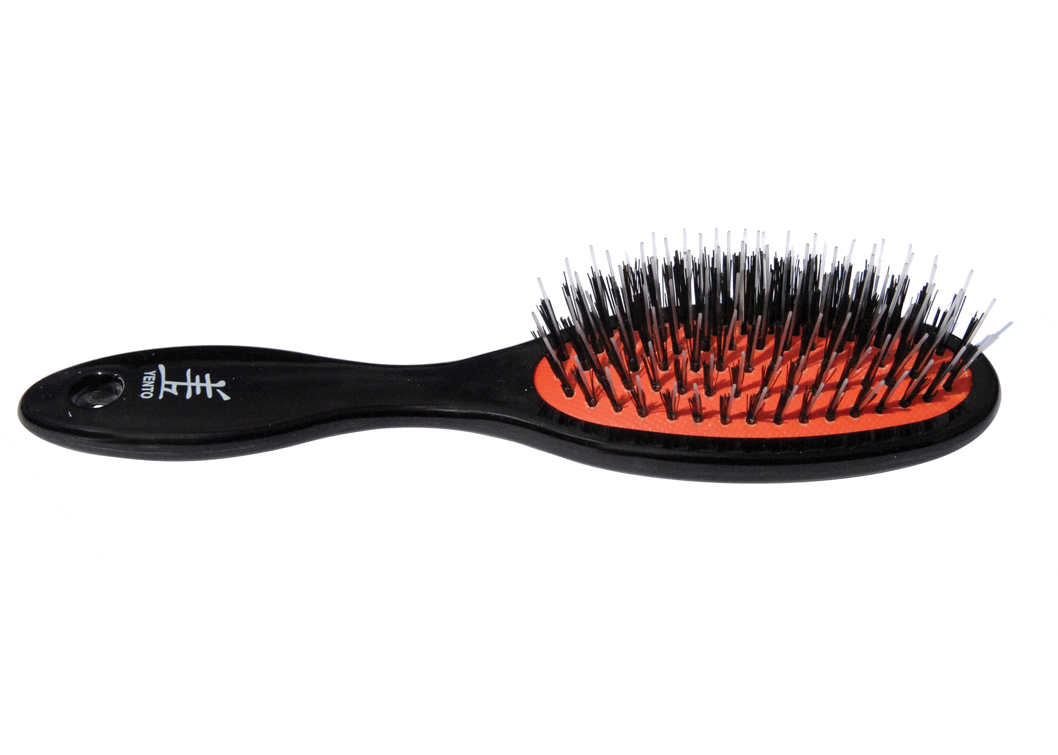 Yento MP Brush Nylon-Bristle Brush For Dogs
