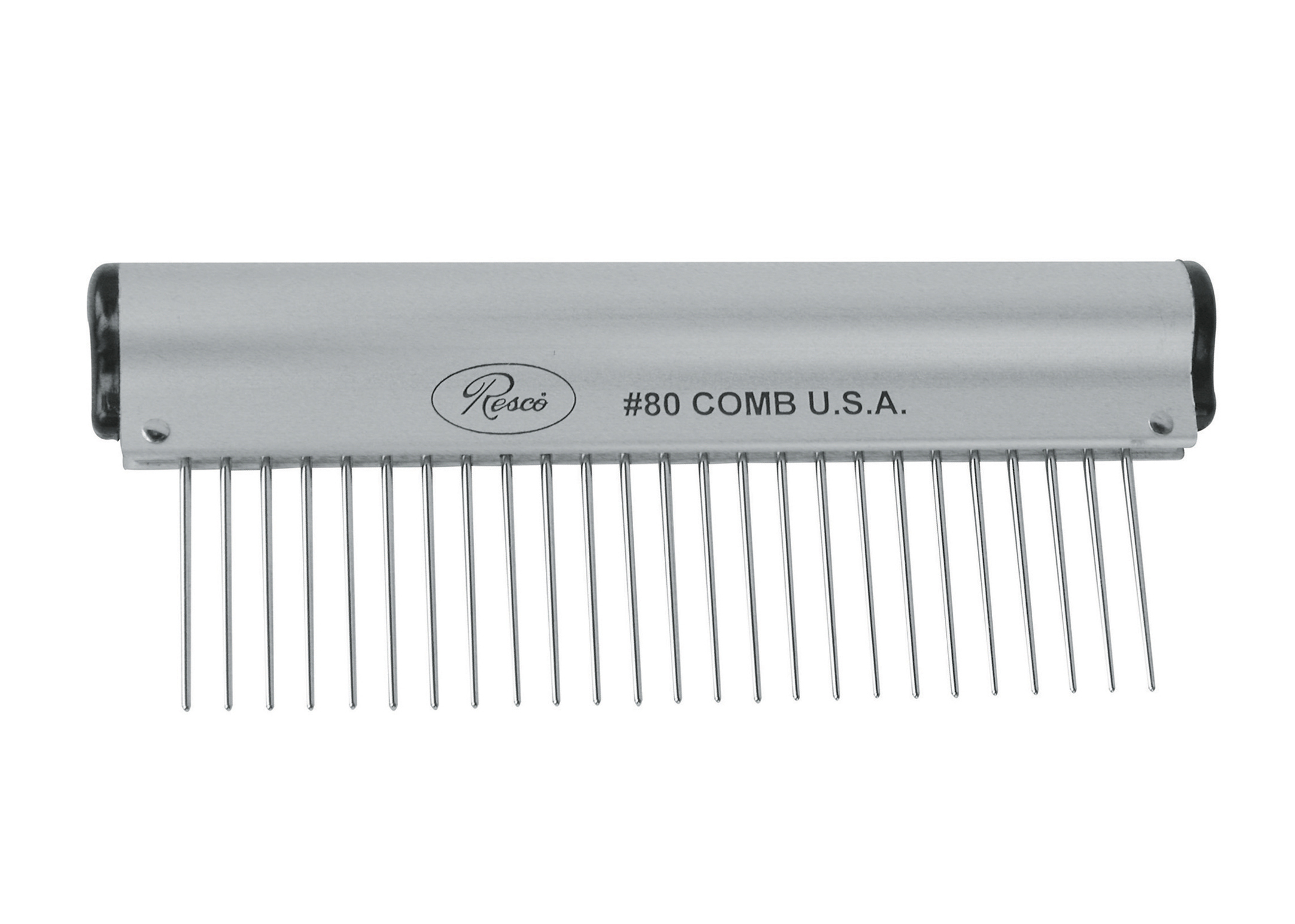 Resco 80 Dematting Comb 15,5cm Comb