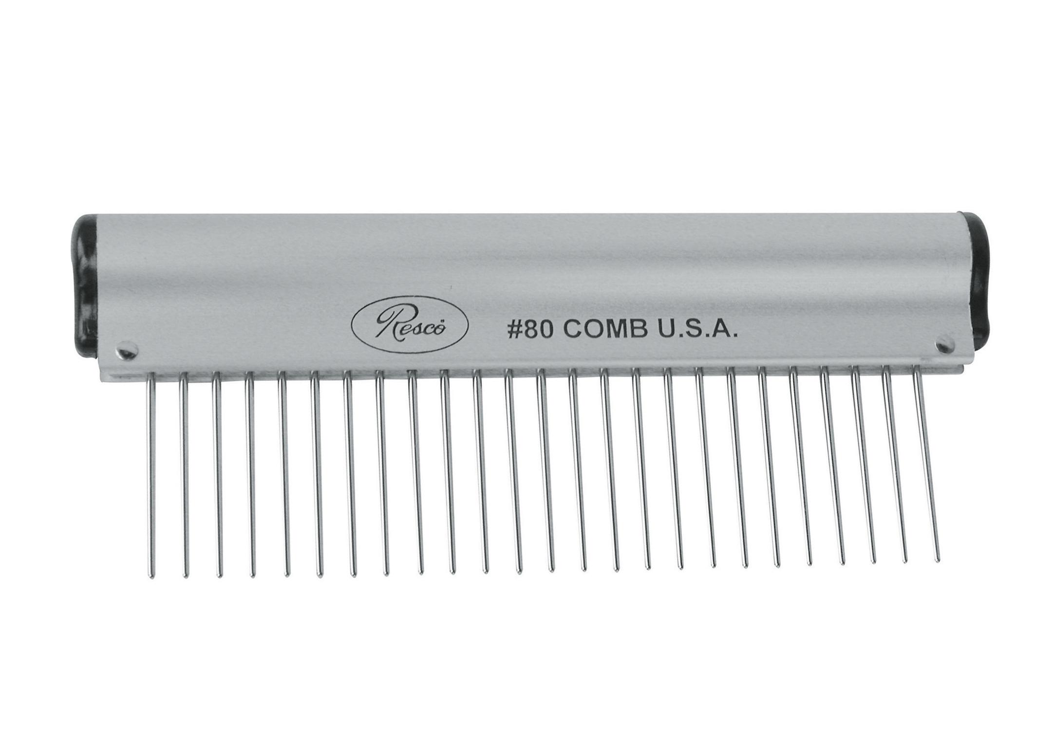 Resco 80 Dematting Comb 15,5cm Comb